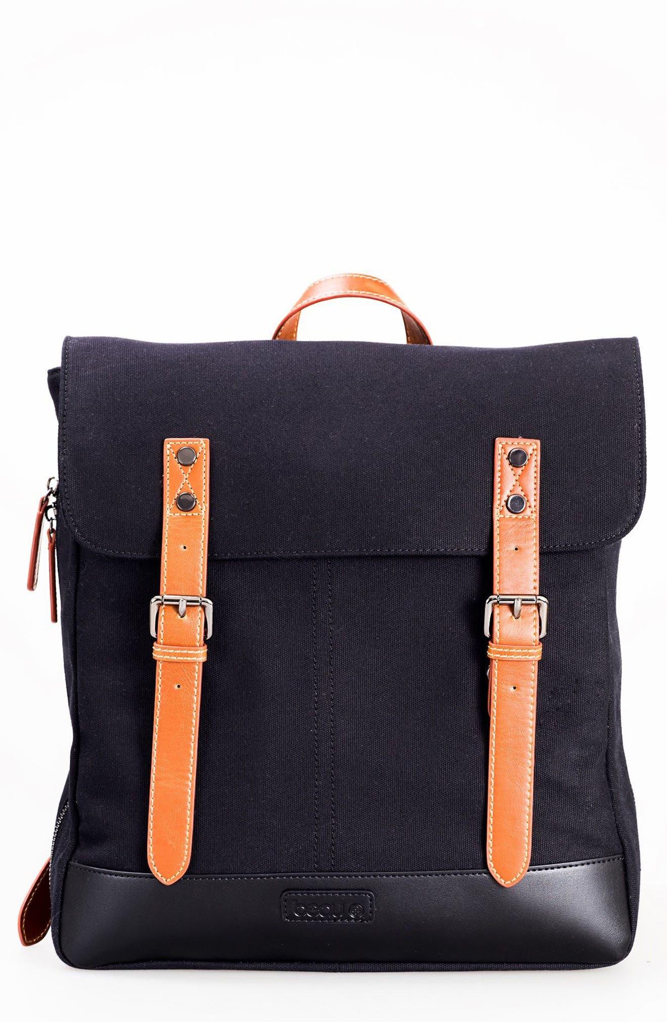 Joel Diaper Backpack,                         Main,                         color, 001
