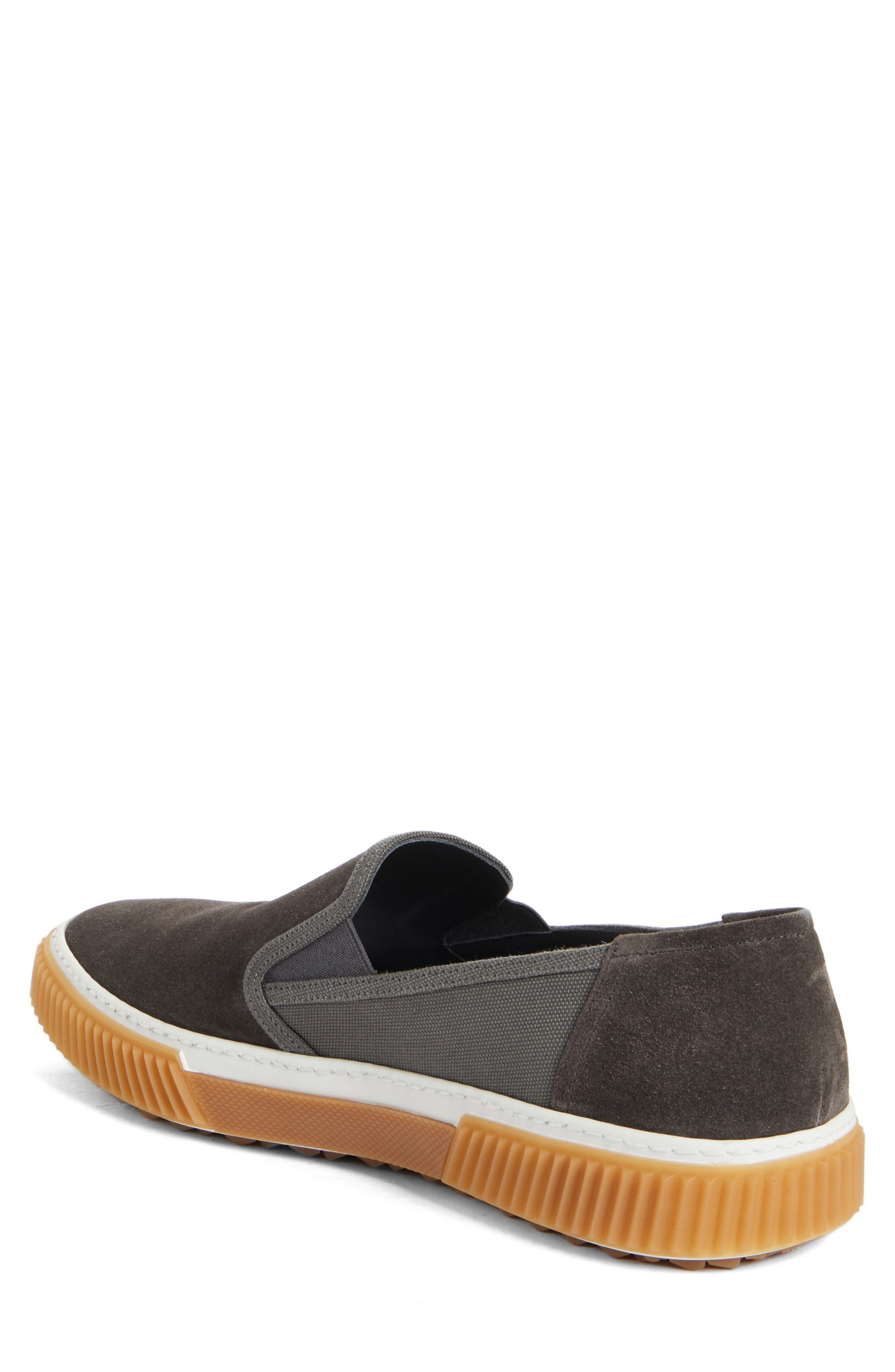 Linea Rossa Slip-On,                             Alternate thumbnail 2, color,                             GREY
