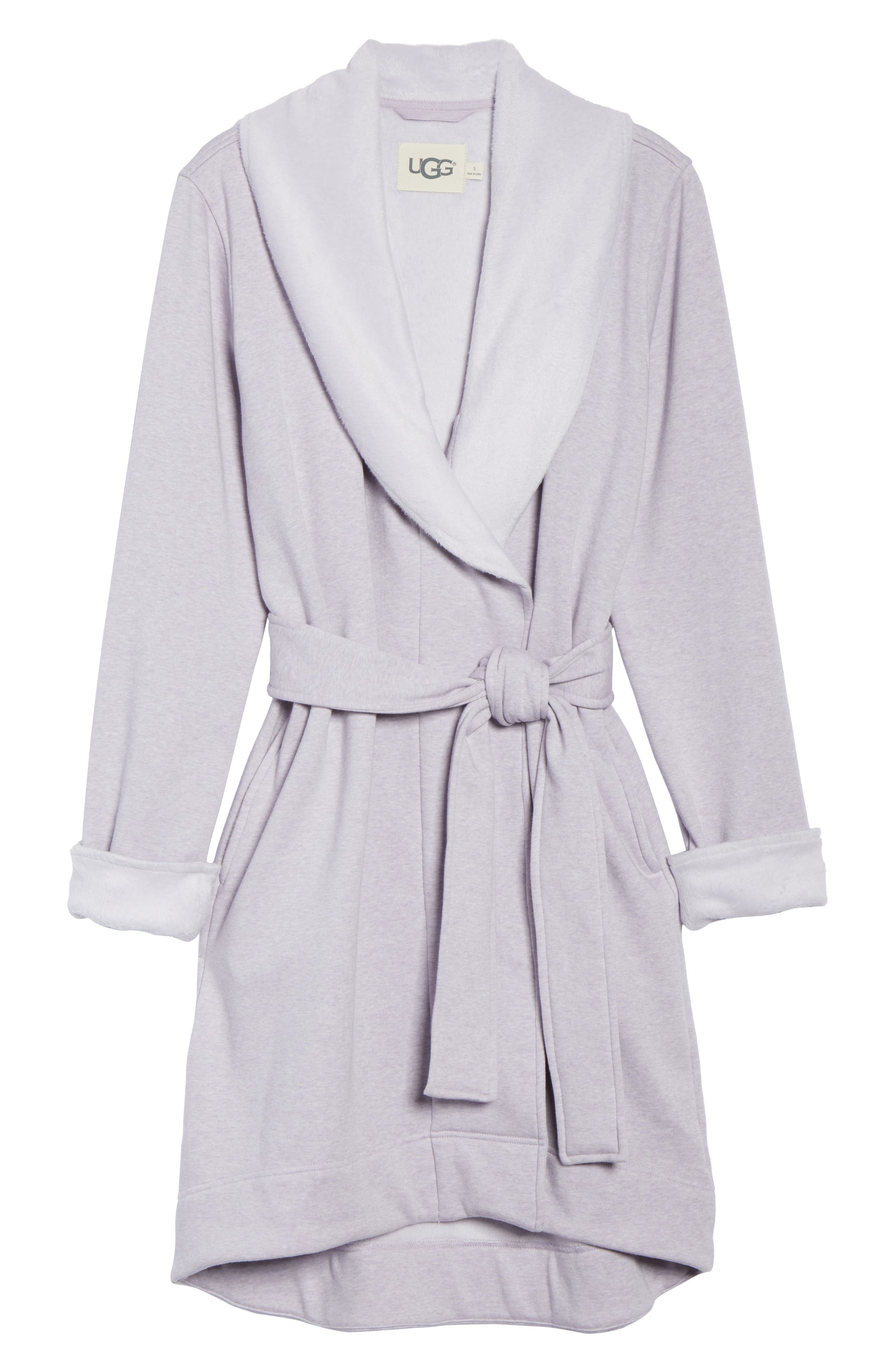 Blanche II Short Robe,                             Alternate thumbnail 40, color,