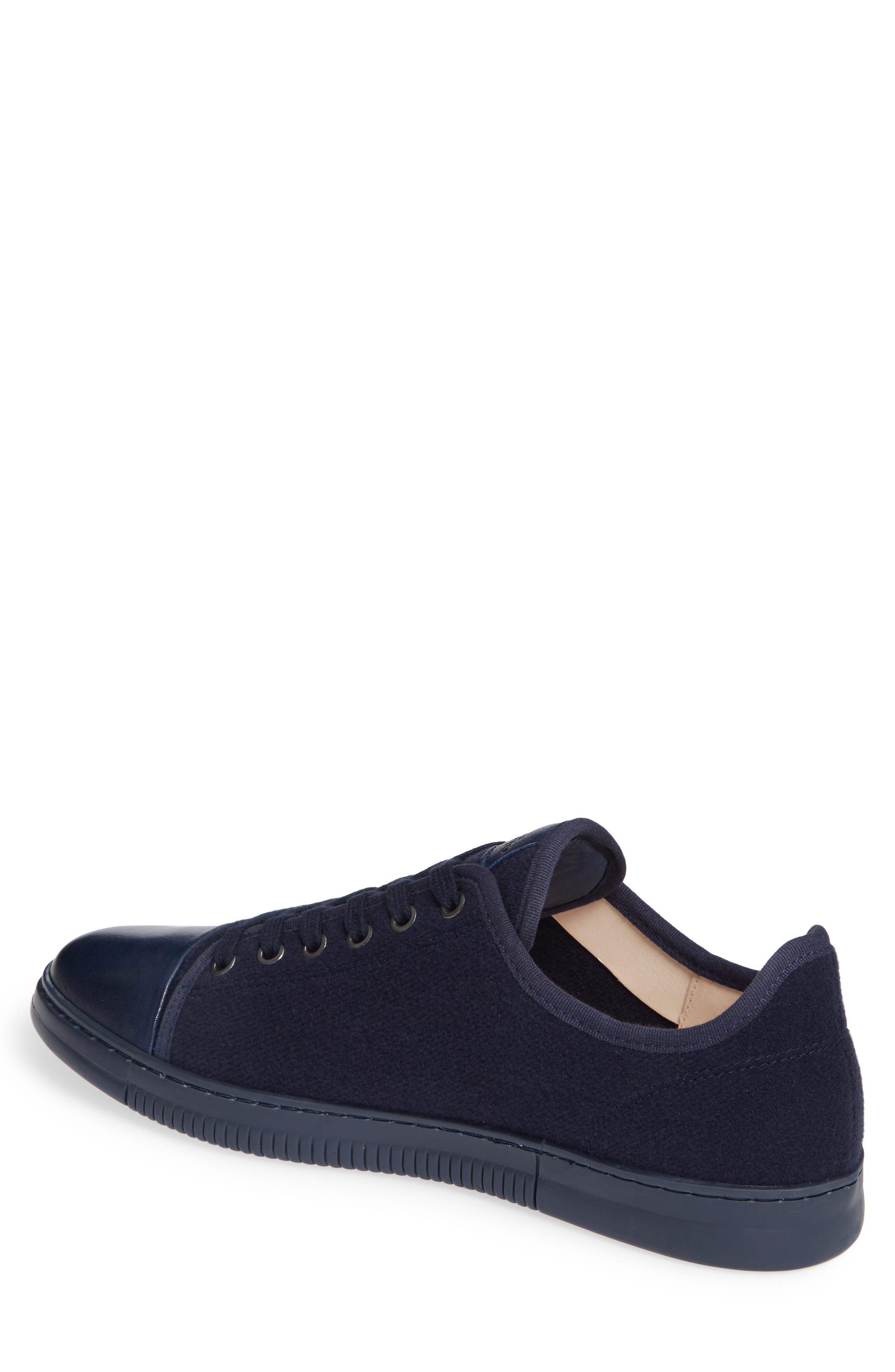 Jovani Sneaker,                             Alternate thumbnail 2, color,                             BLUE FABRIC