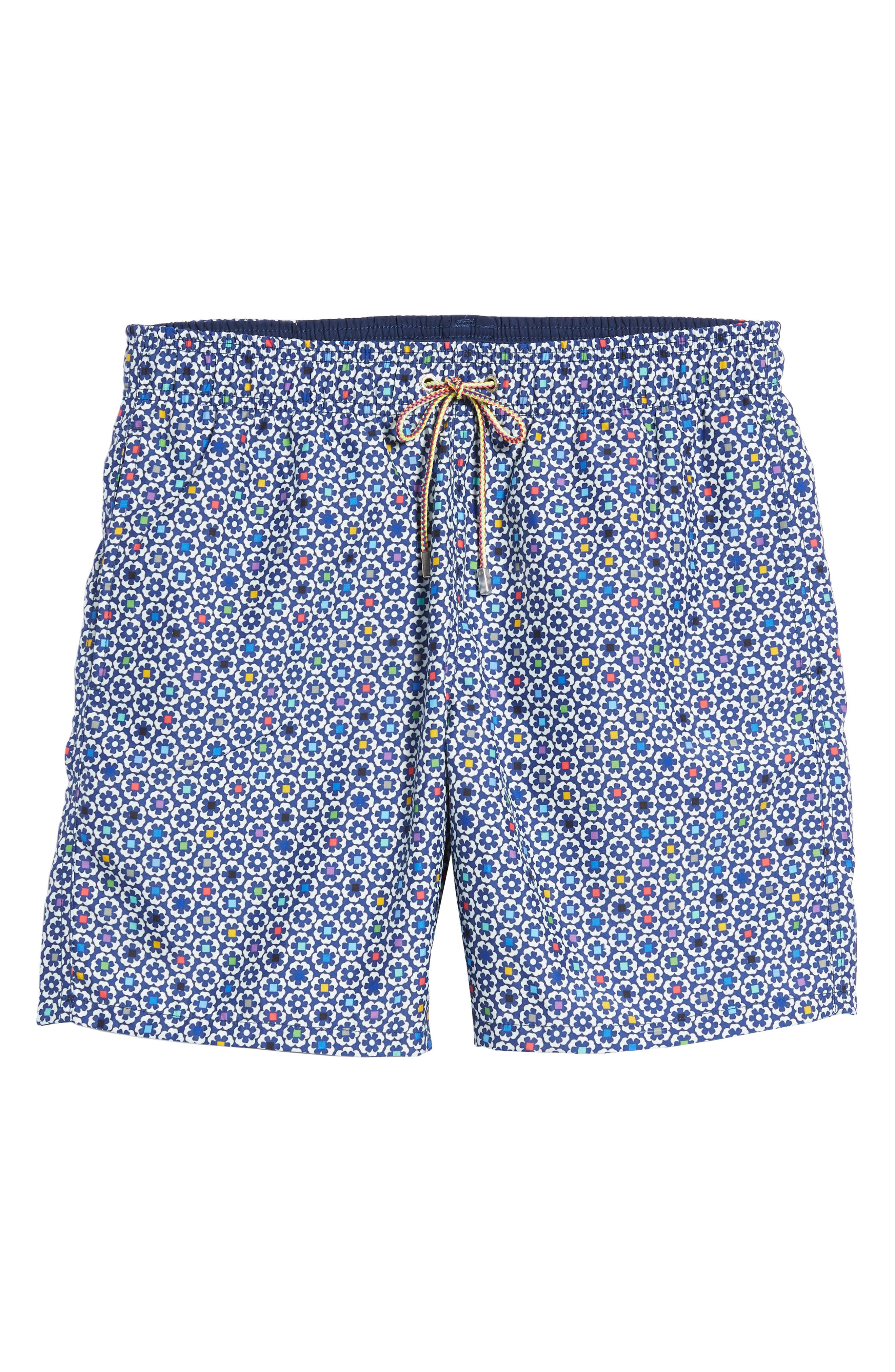 Swim Trunks,                             Alternate thumbnail 6, color,                             411
