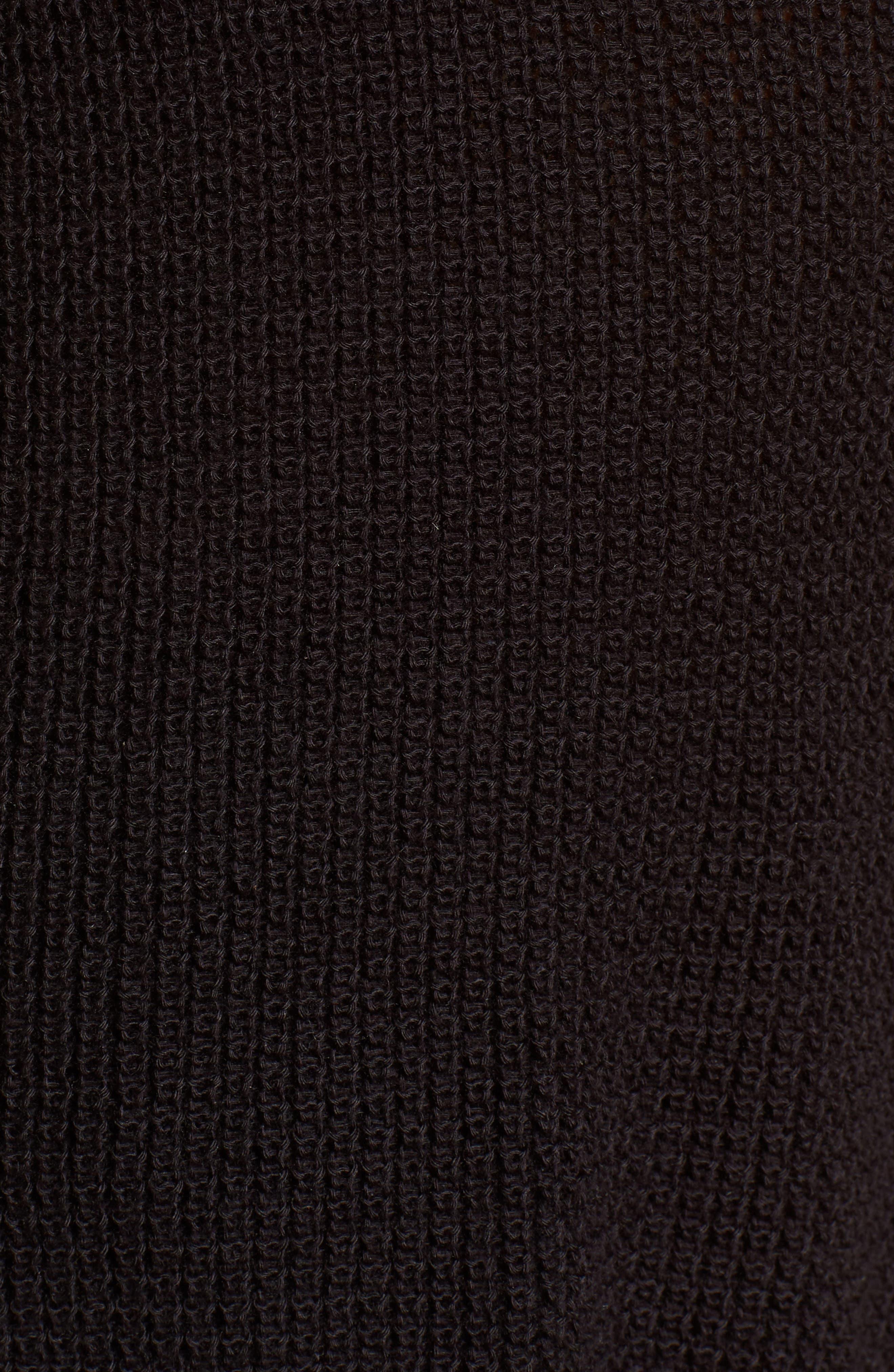 COTTON EMPORIUM,                             Sweater Tank Top,                             Alternate thumbnail 6, color,                             001
