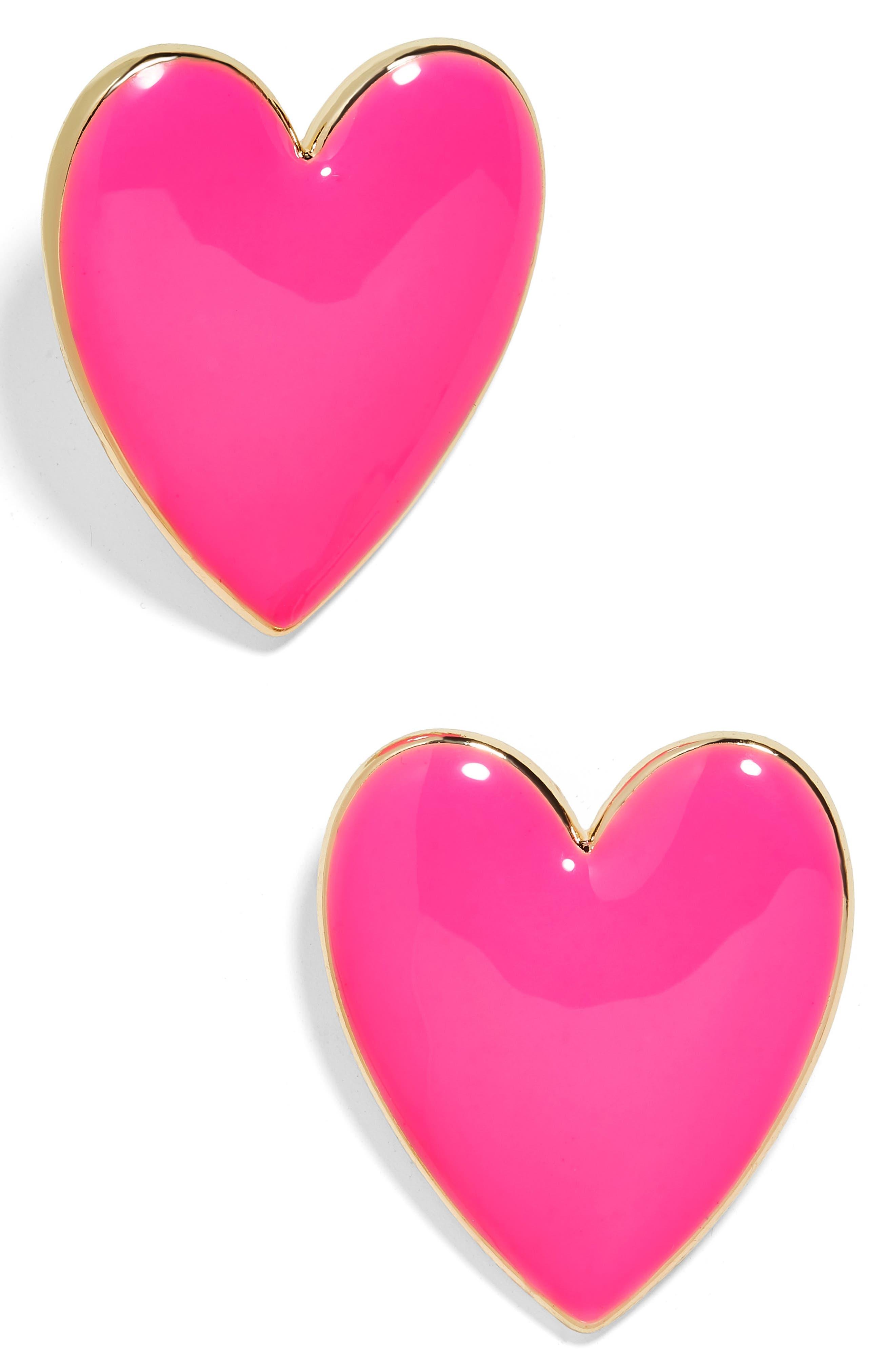 Baublebar Accessories NELLIA HEART EARRINGS