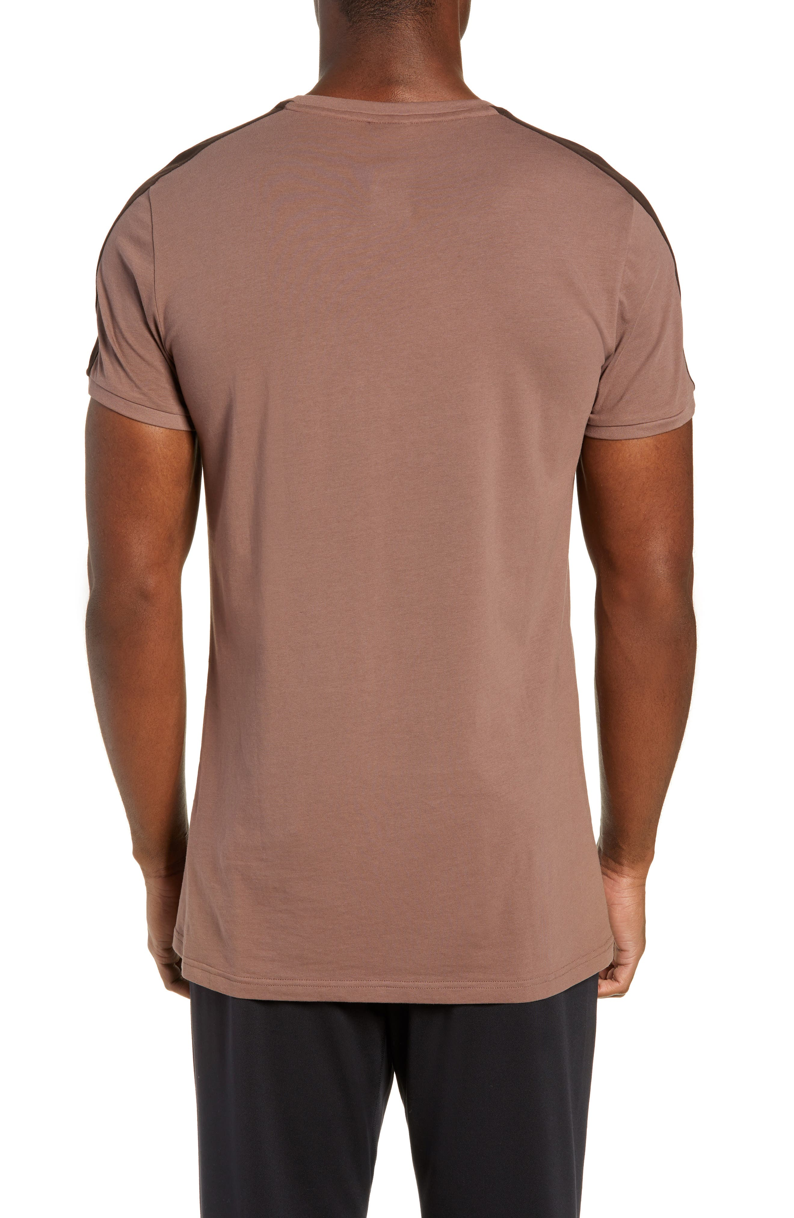 Classics Slim T7 T-Shirt,                             Alternate thumbnail 2, color,                             MEDIUM GRAY HEATHER