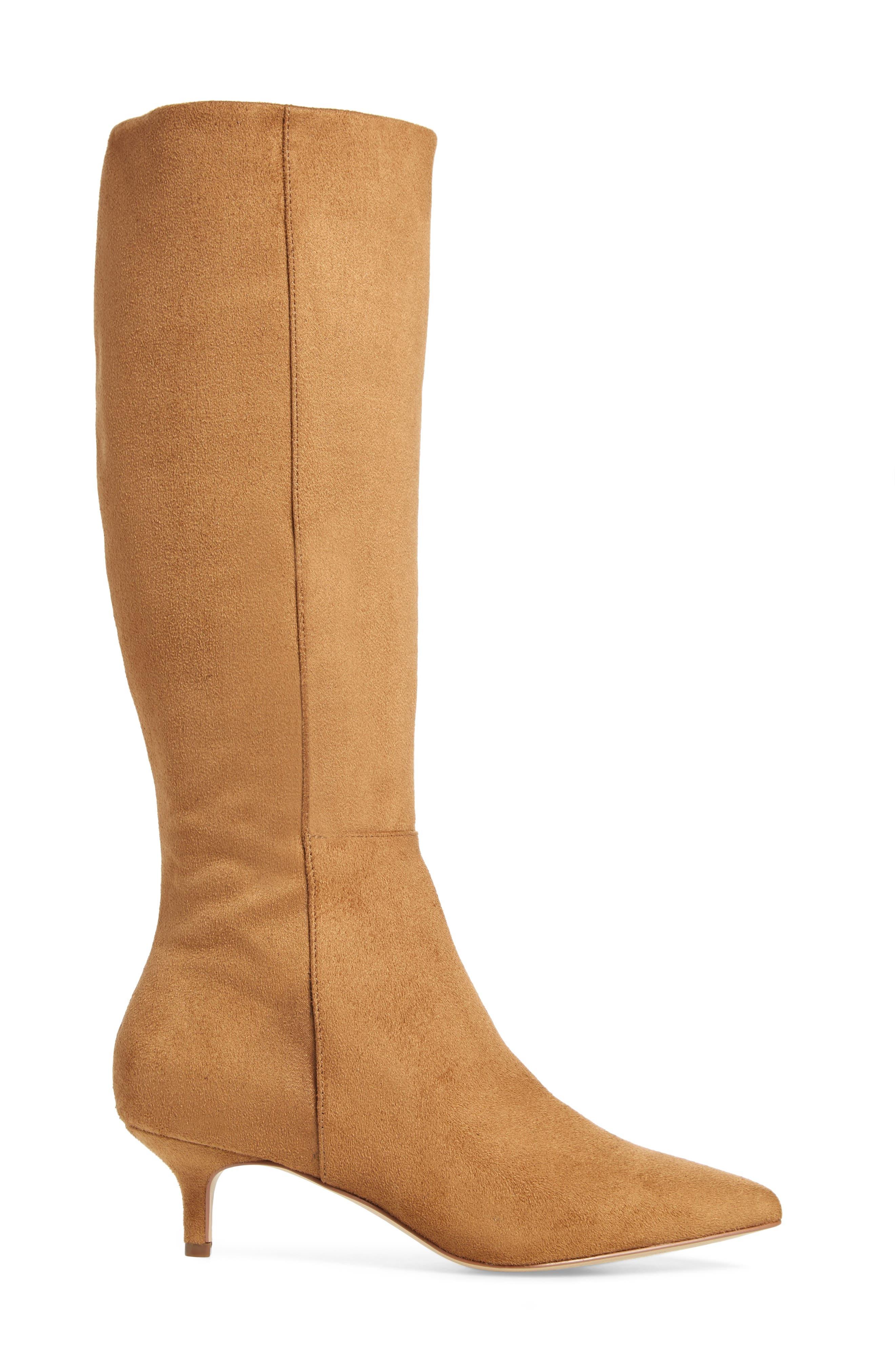 Lyon Knee High Boot,                             Alternate thumbnail 3, color,                             200