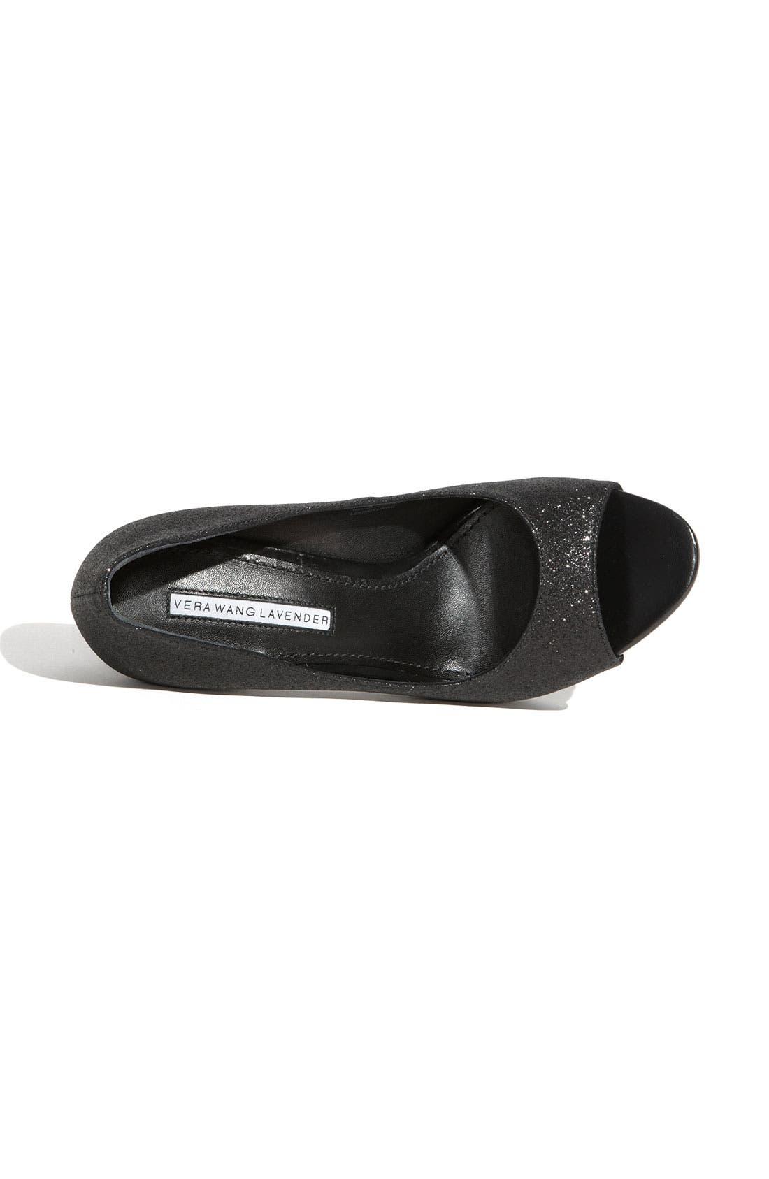 Footwear 'Selima' Peep Toe Pump,                             Alternate thumbnail 14, color,