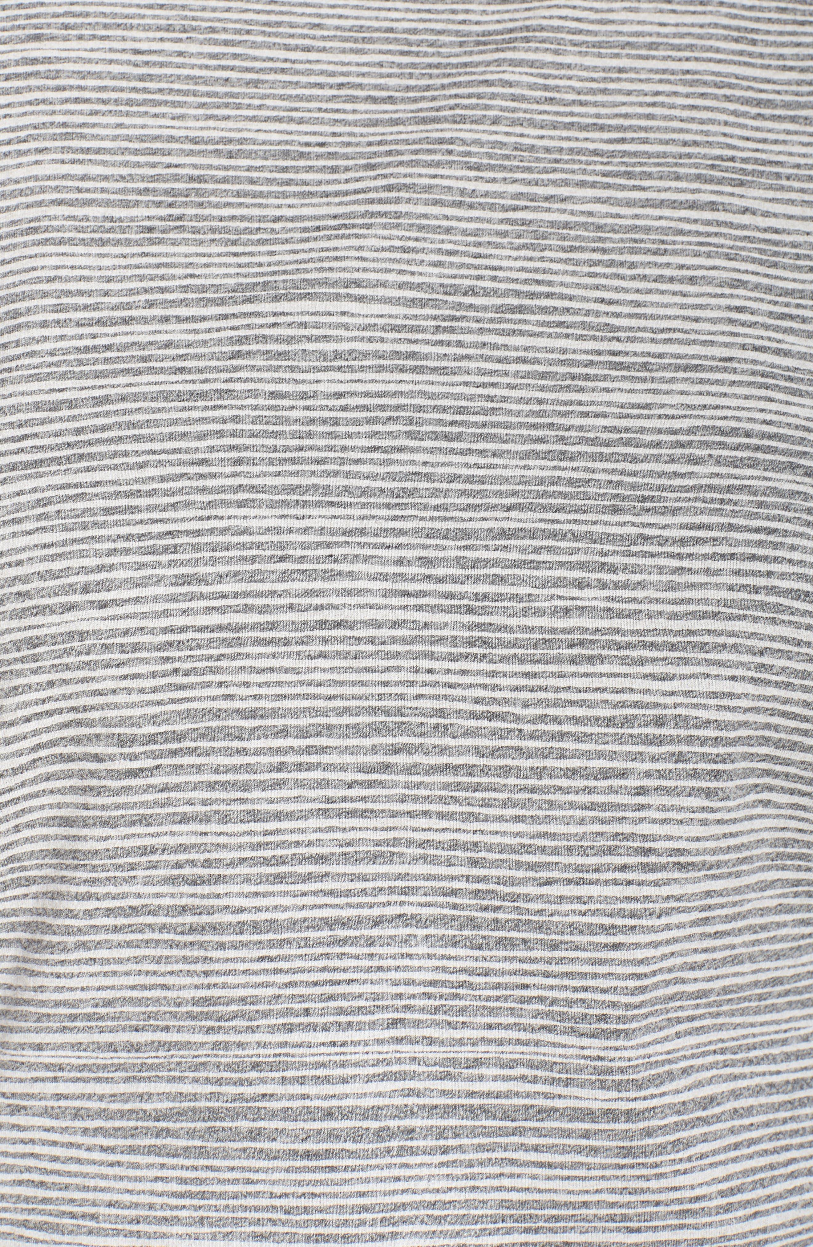 CHALMERS,                             Ash Stripe Lounge Pants,                             Alternate thumbnail 5, color,                             033