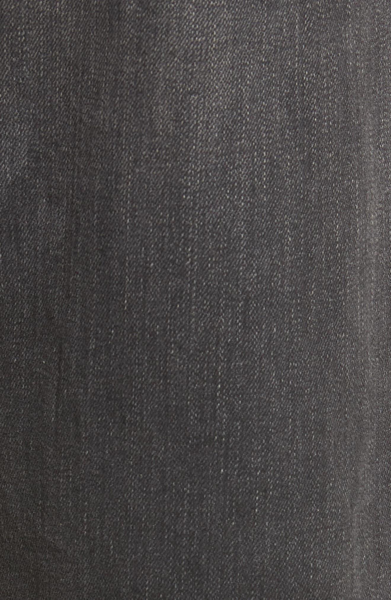 Graduate Slim Straight Leg Jeans,                             Alternate thumbnail 5, color,                             6 YEARS ARCADE