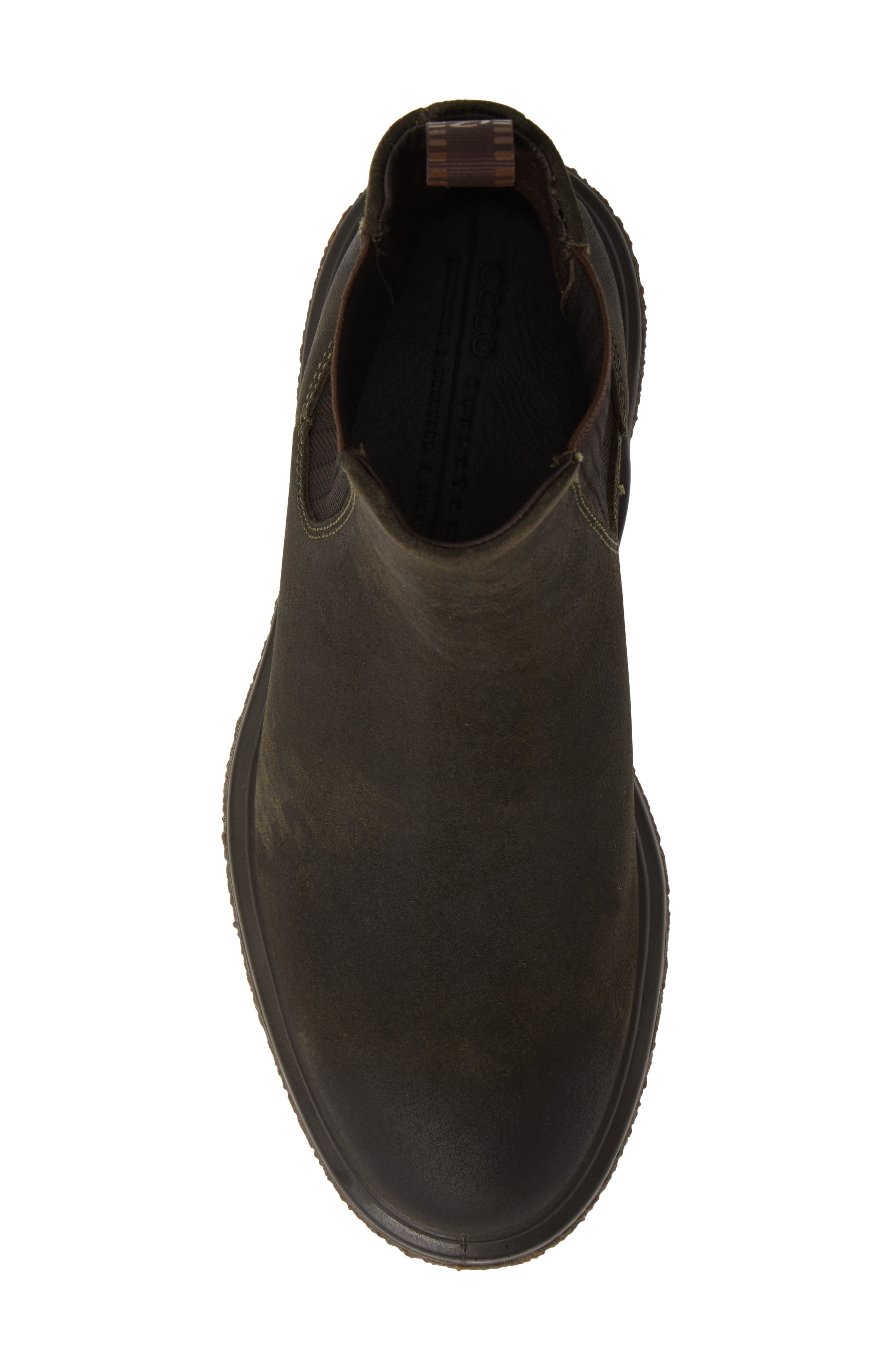 Crepetray Chelsea Boot,                             Alternate thumbnail 5, color,                             TARMAC SUEDE