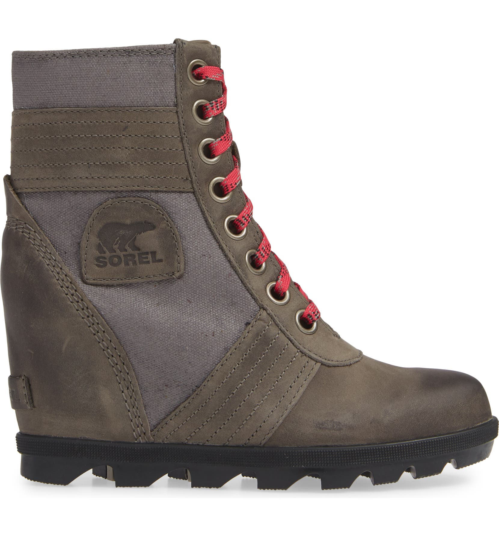 5d9d714fd078 SOREL Lexie Wedge Waterproof Boot (Women)