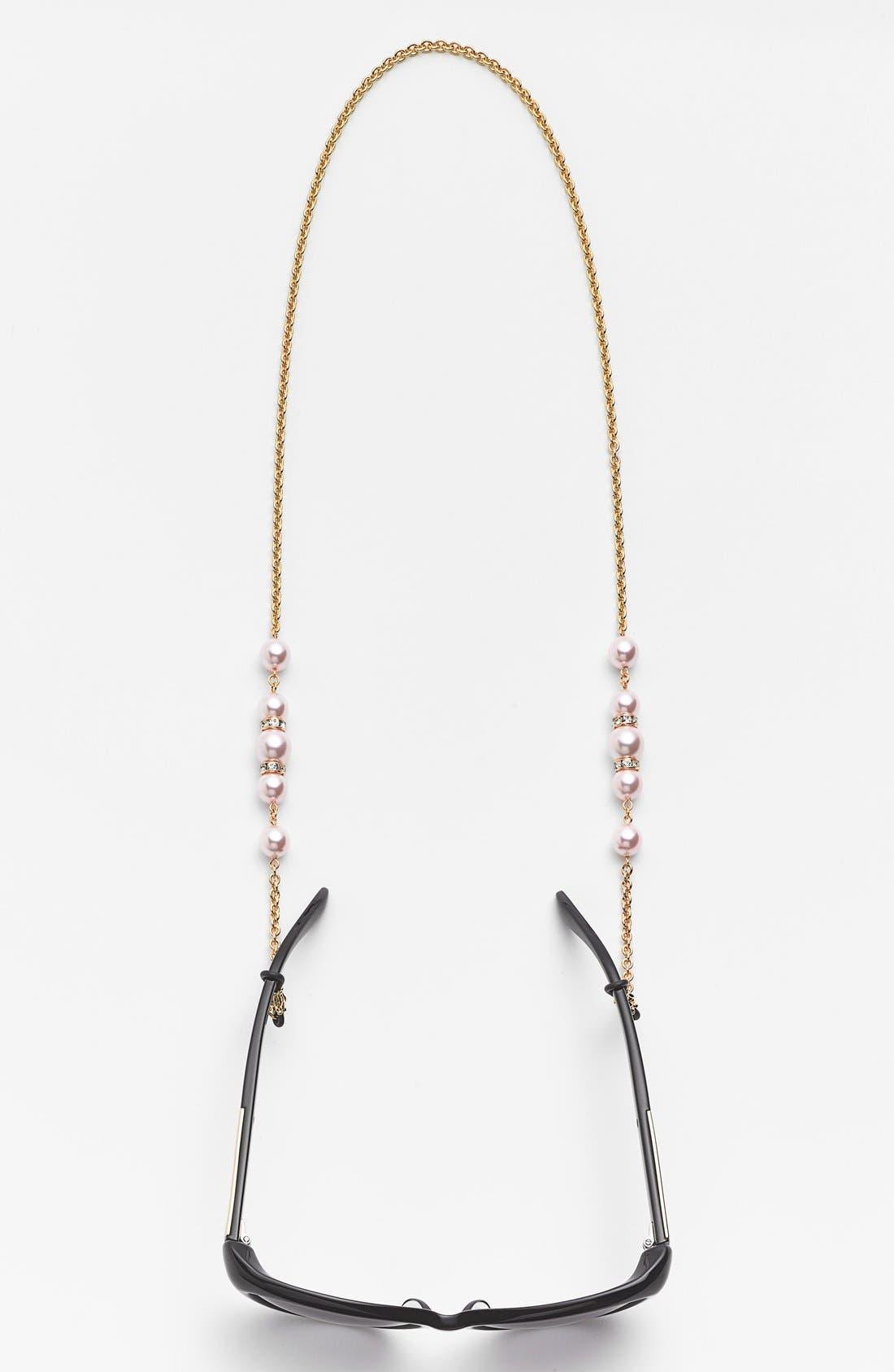'Cadabra' Swarovski Crystal Eyeglass Chain,                             Alternate thumbnail 10, color,