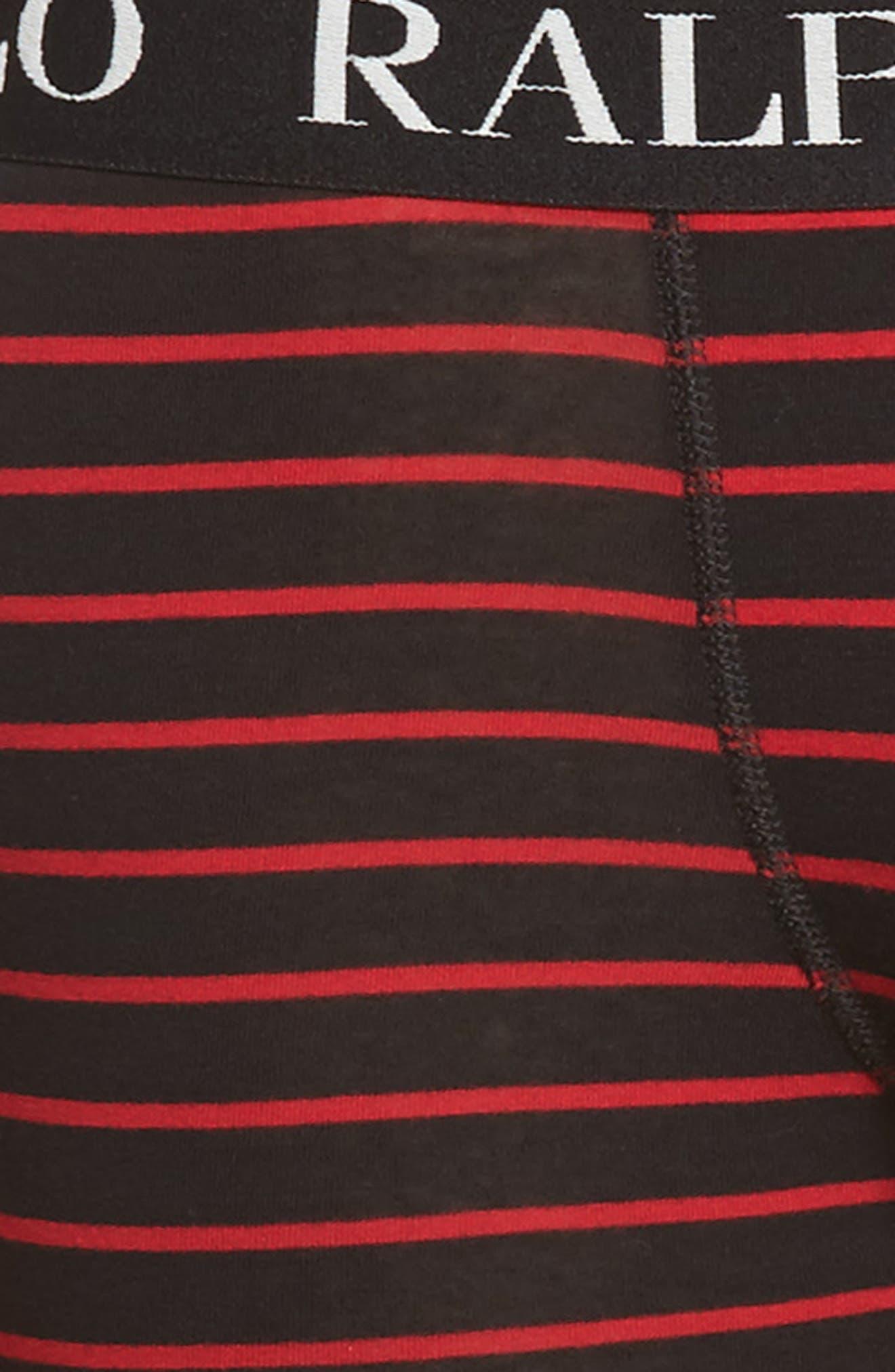 Stretch Cotton Boxer Briefs,                             Alternate thumbnail 4, color,                             008