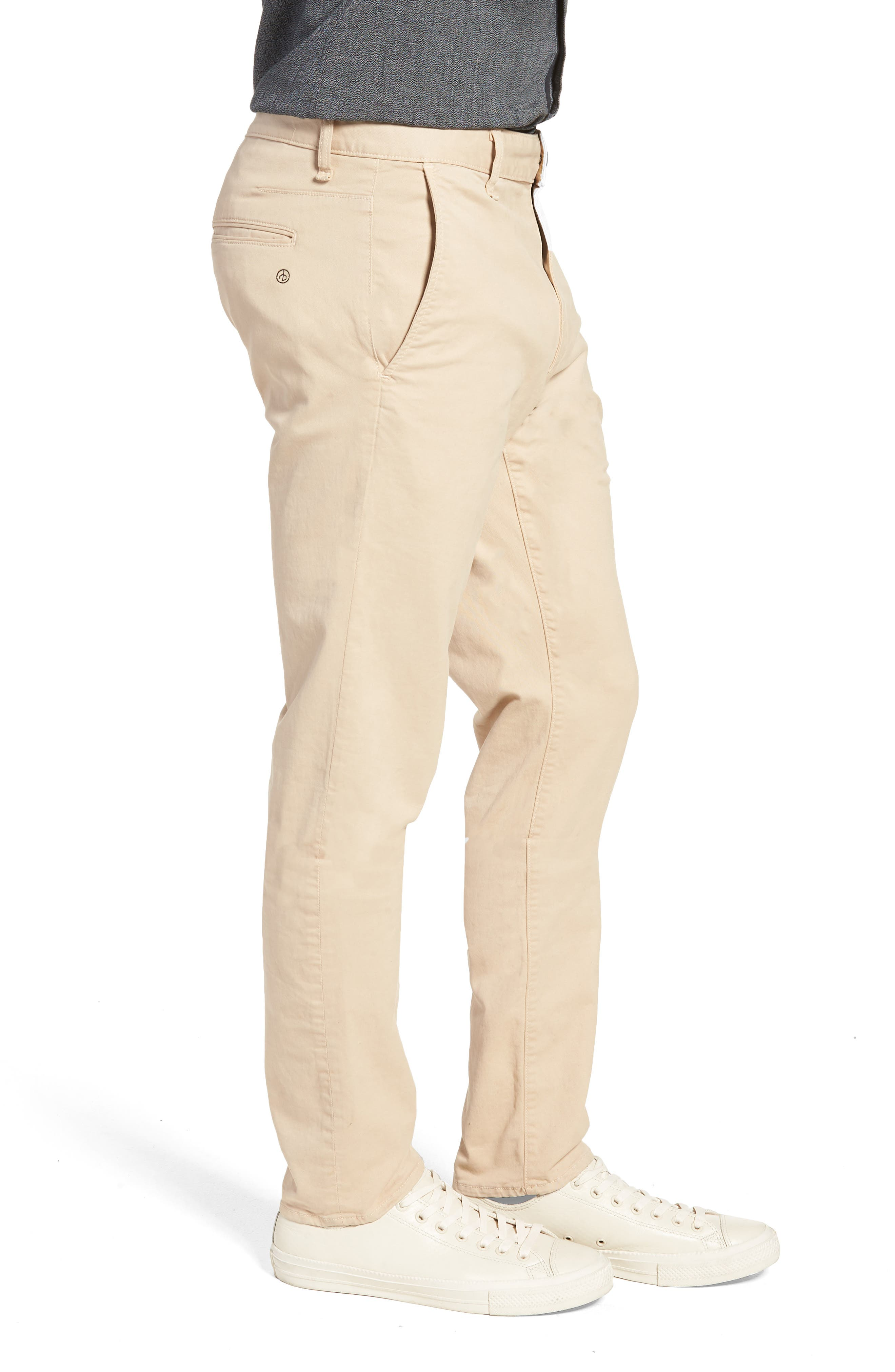 Fit 2 Chinos,                             Alternate thumbnail 3, color,                             BEIGE
