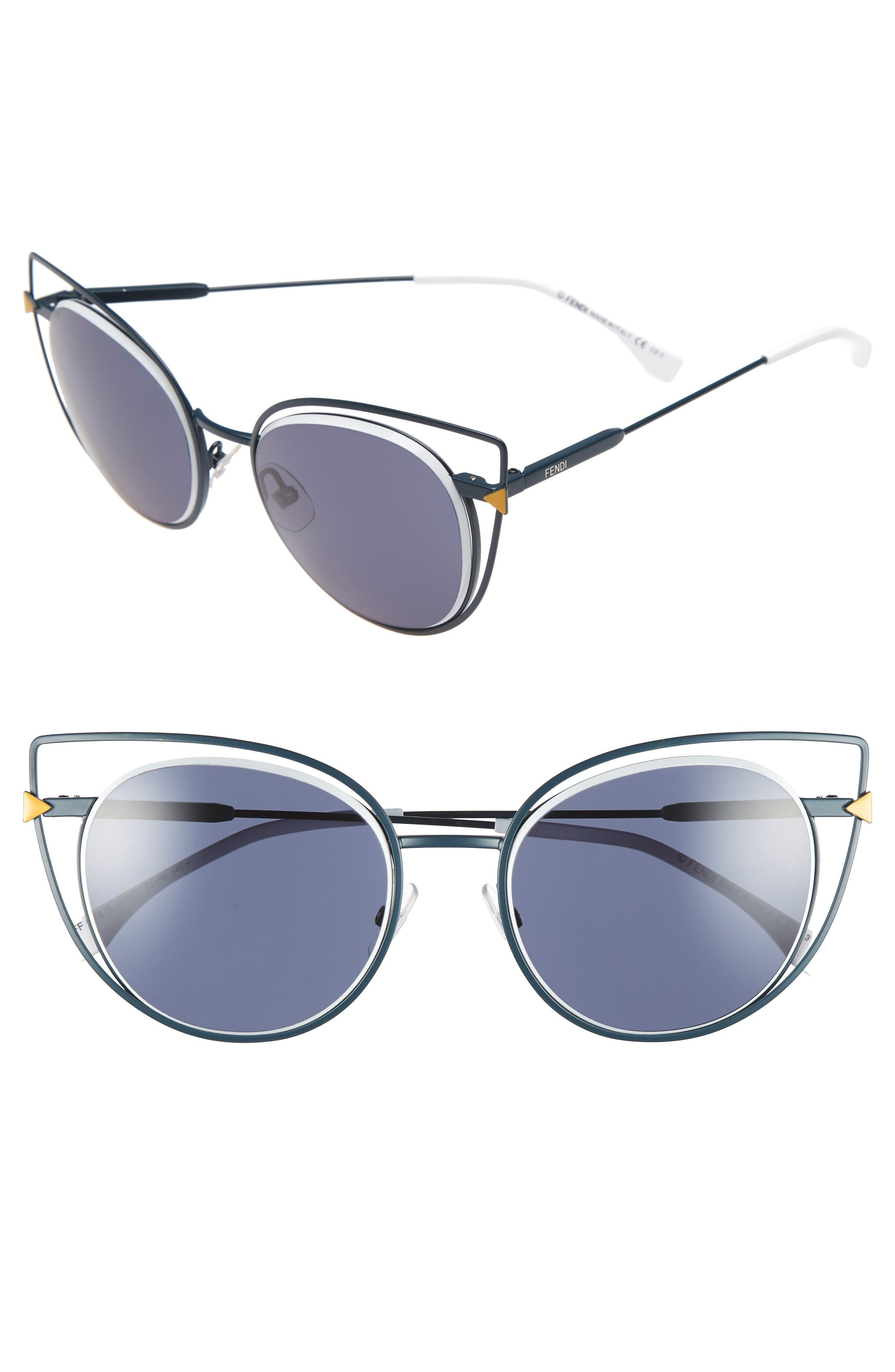 53mm Sunglasses,                             Alternate thumbnail 7, color,