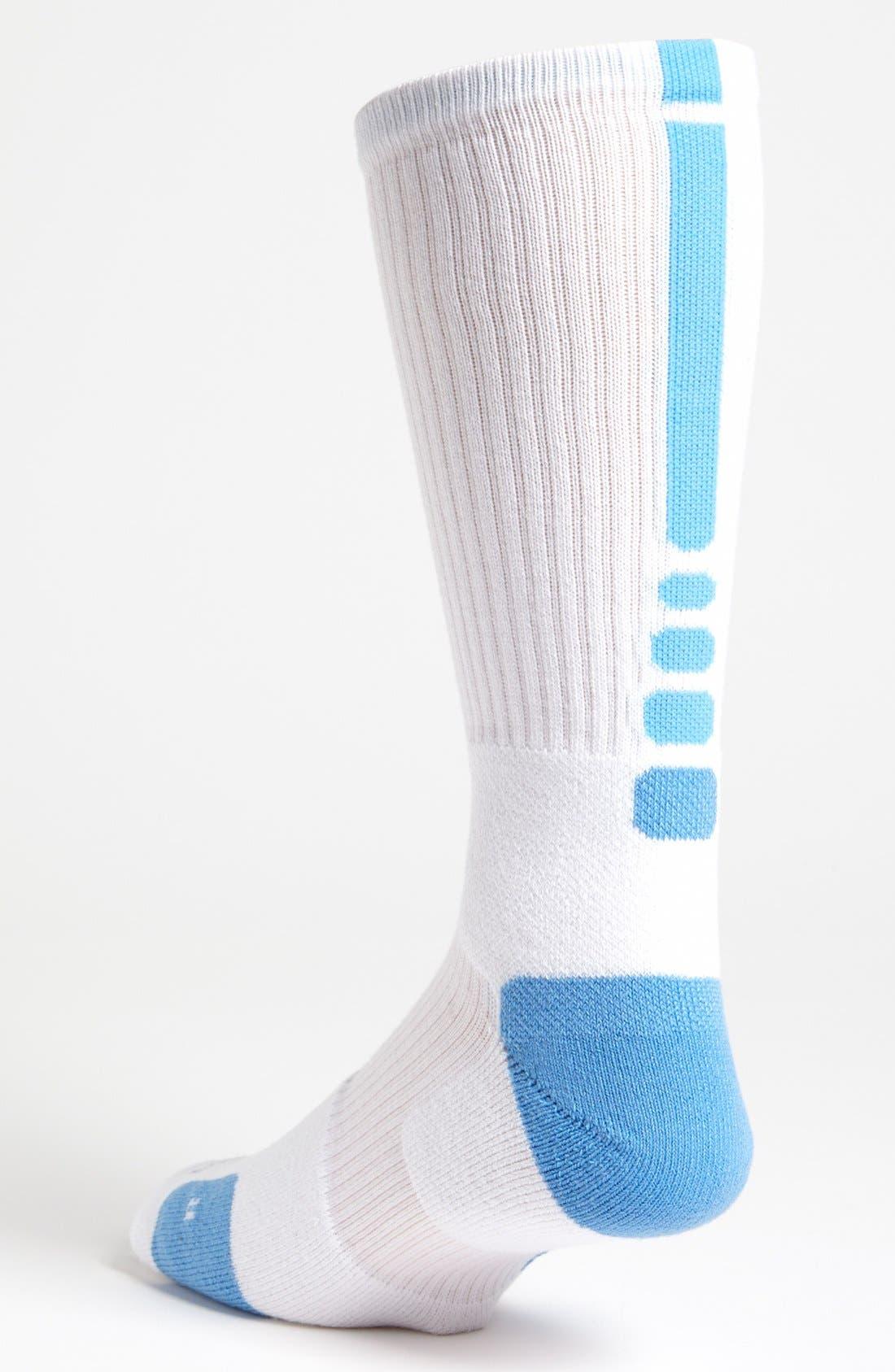 'Elite Basketball' Crew Socks,                             Alternate thumbnail 38, color,