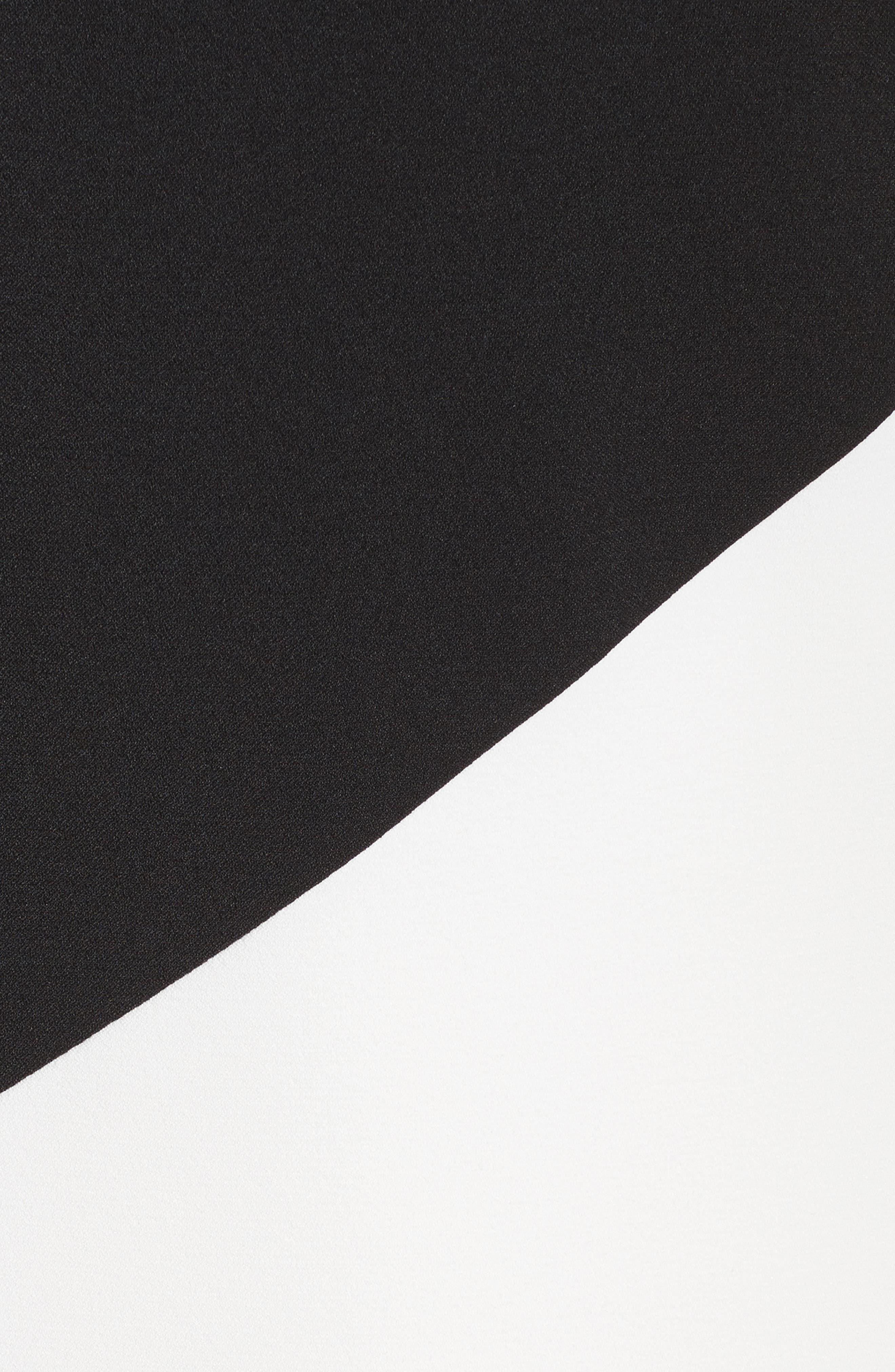 Asymmetrical Sheath Dress,                             Alternate thumbnail 5, color,