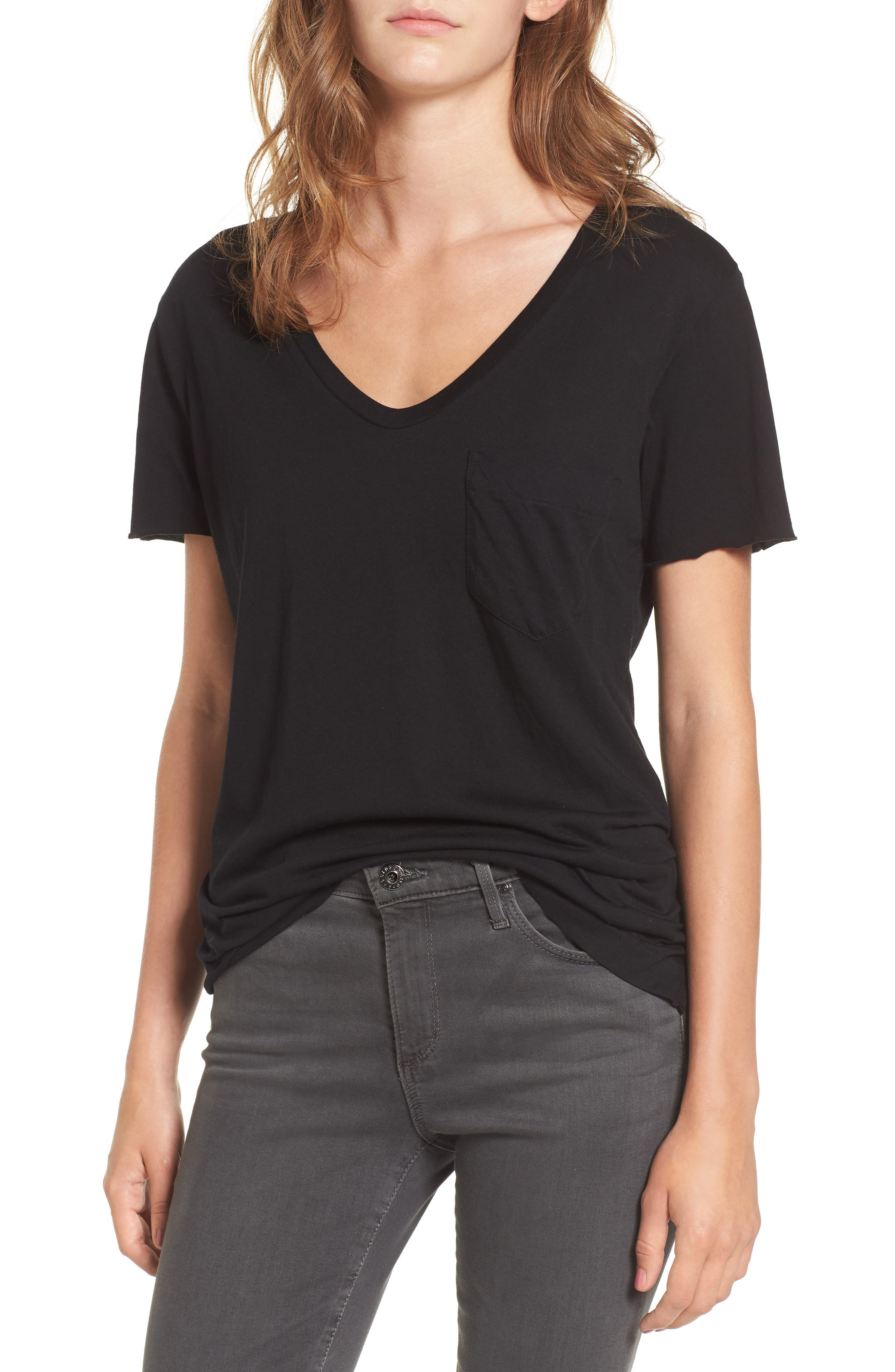 Emerson Pocket Tee,                         Main,                         color, 001
