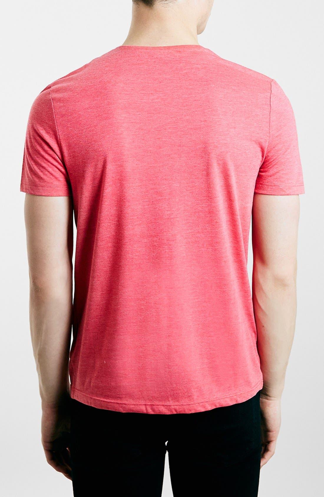 Slim Fit Crewneck T-Shirt,                             Alternate thumbnail 363, color,