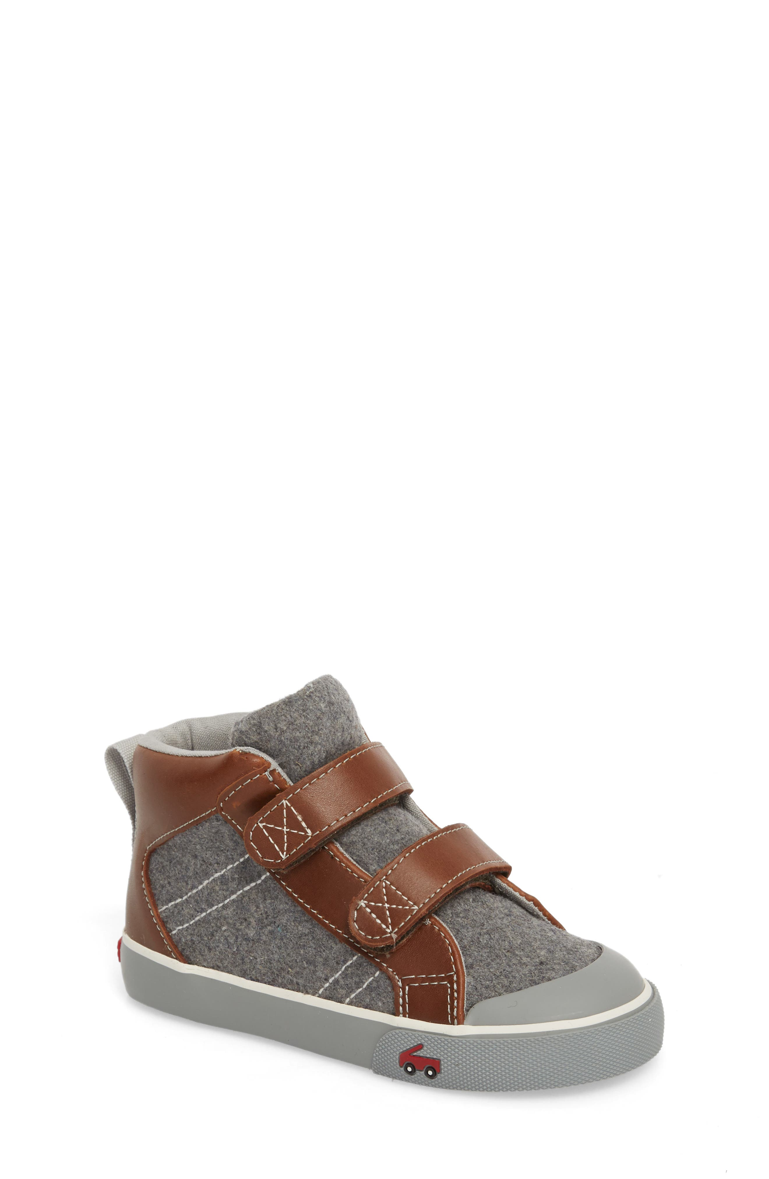 Matty Sneaker, Main, color, GRAY FELT