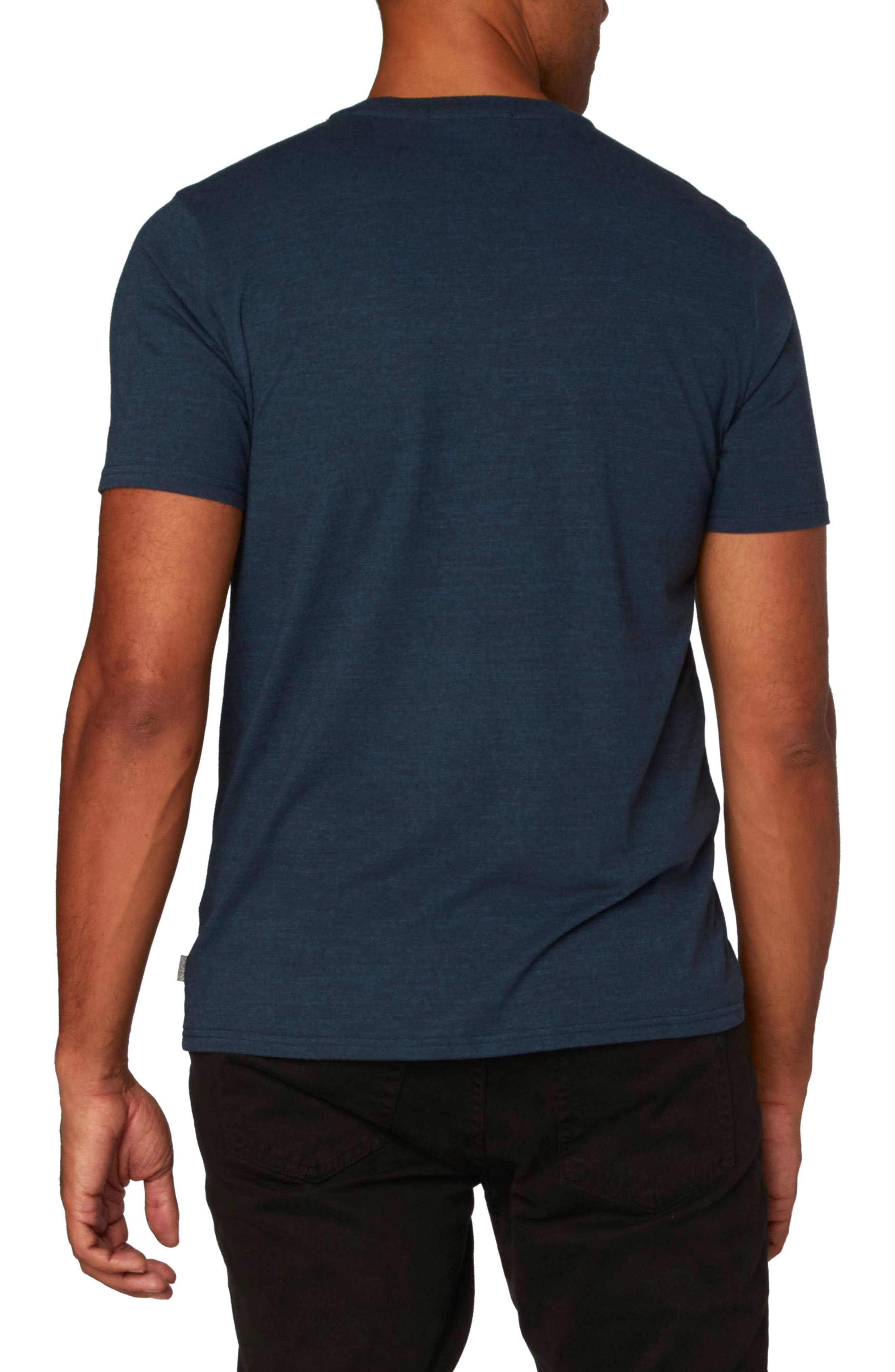Threads for Thought Heathered Crew Neck,                             Alternate thumbnail 28, color,
