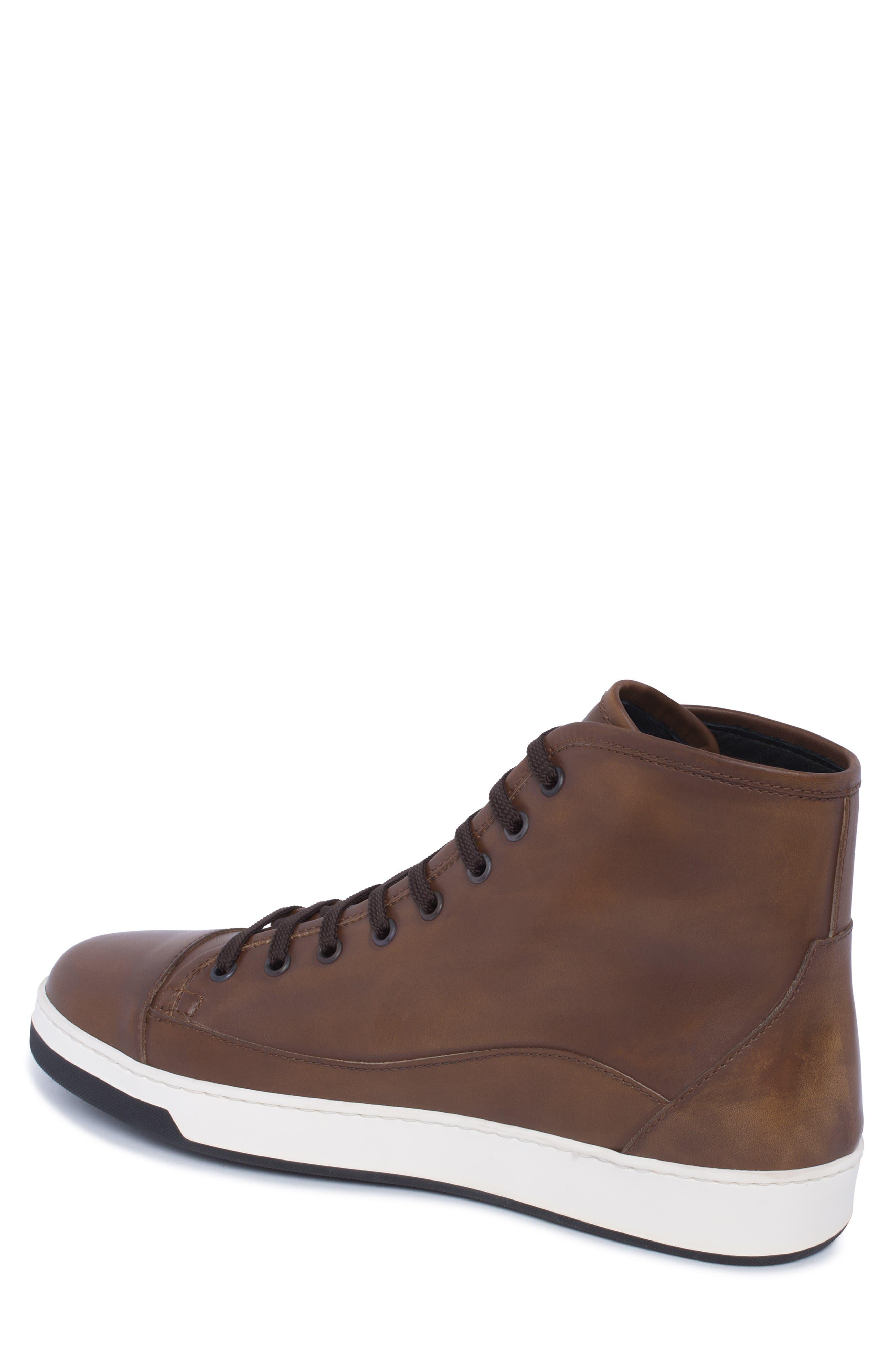 Venezia Sneaker,                             Alternate thumbnail 2, color,                             BROWN