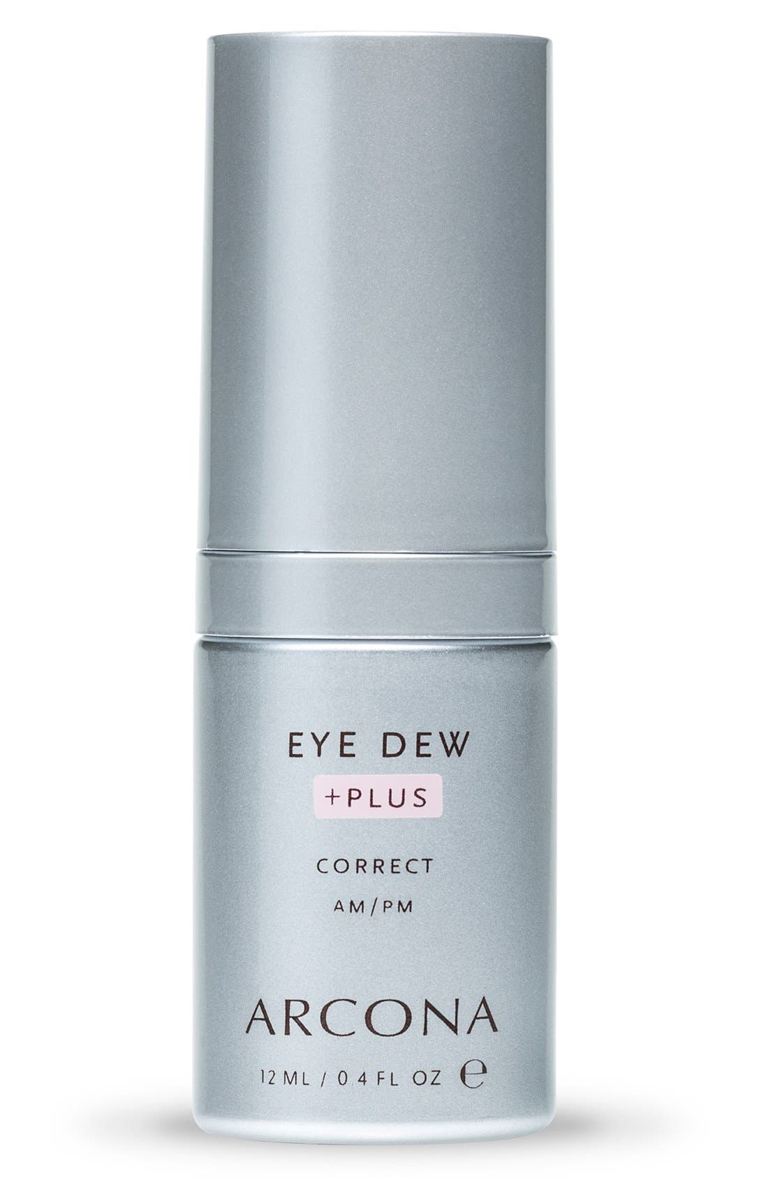 Eye Dew Plus Anti-Aging Formula,                             Main thumbnail 1, color,                             NONE