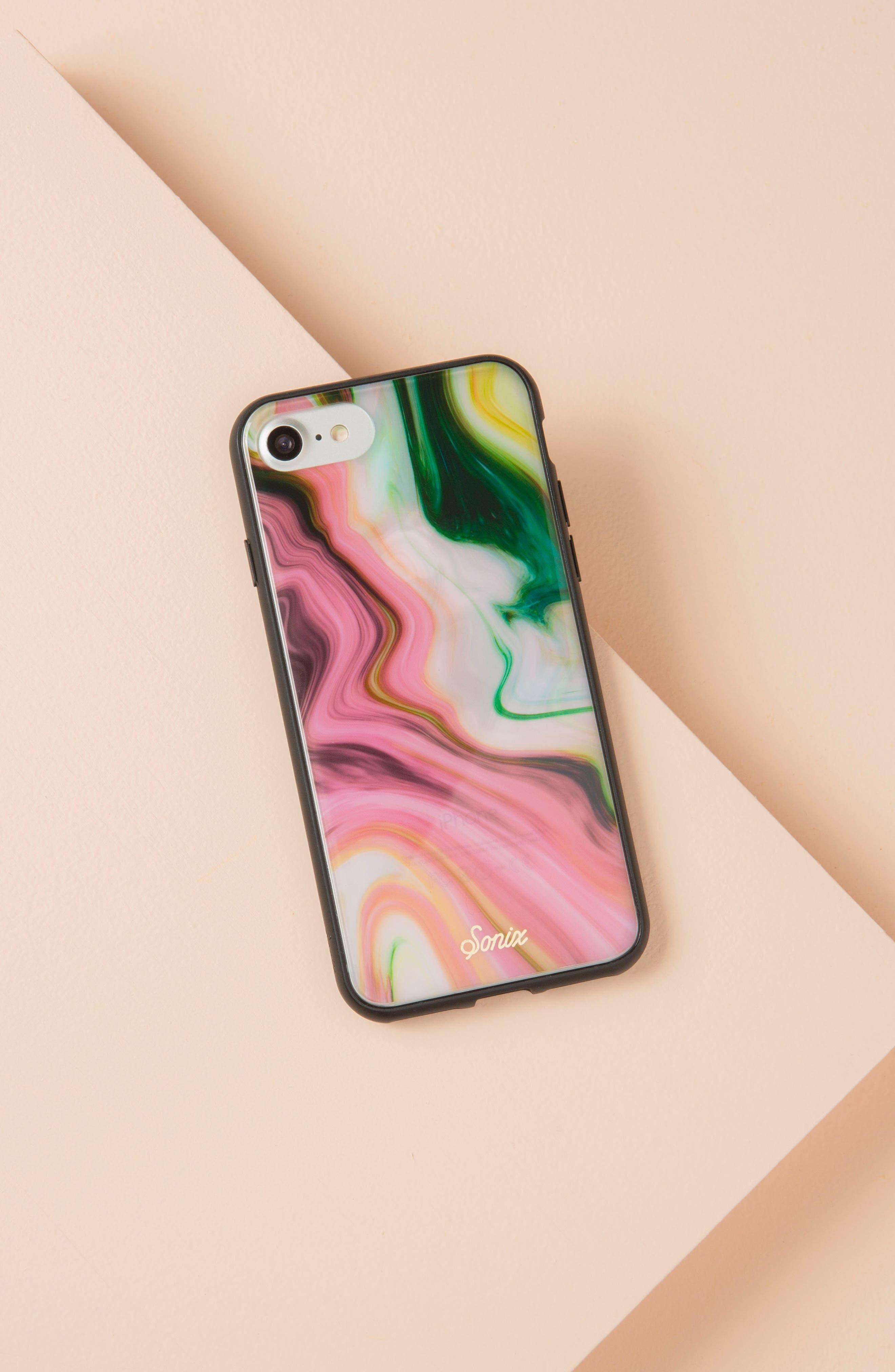 Agate iPhone 6/6s/7/8 & 6/6s/7/8 Plus,                             Alternate thumbnail 7, color,
