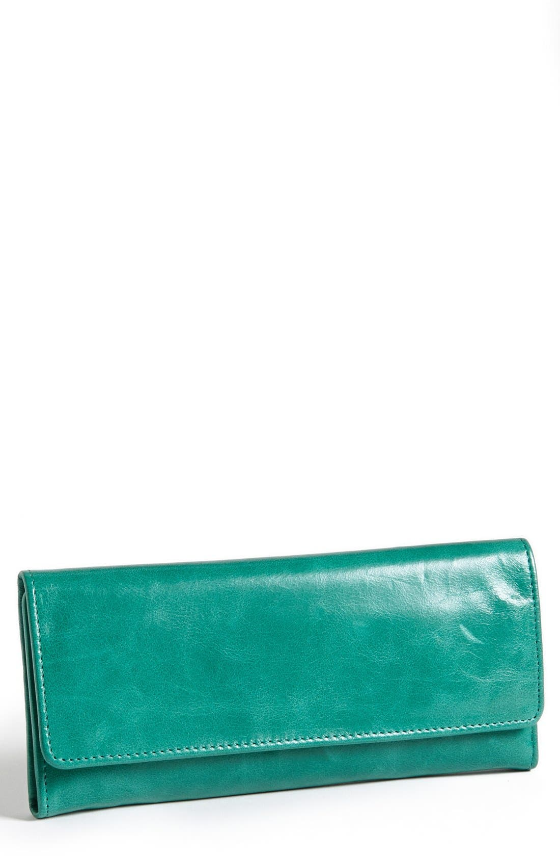 'Sadie' Leather Wallet,                             Main thumbnail 42, color,