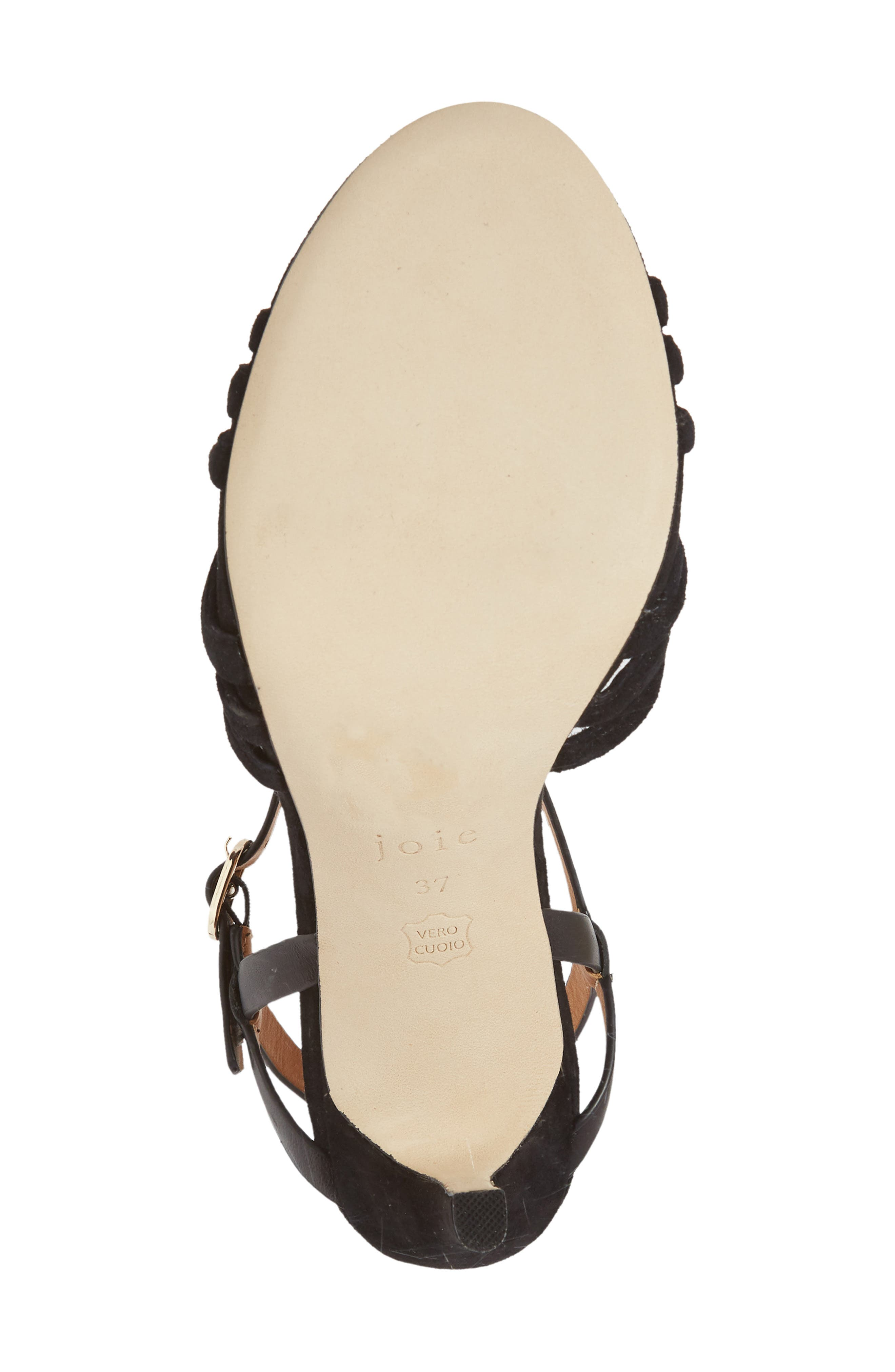 Amerton Sandal,                             Alternate thumbnail 6, color,                             001