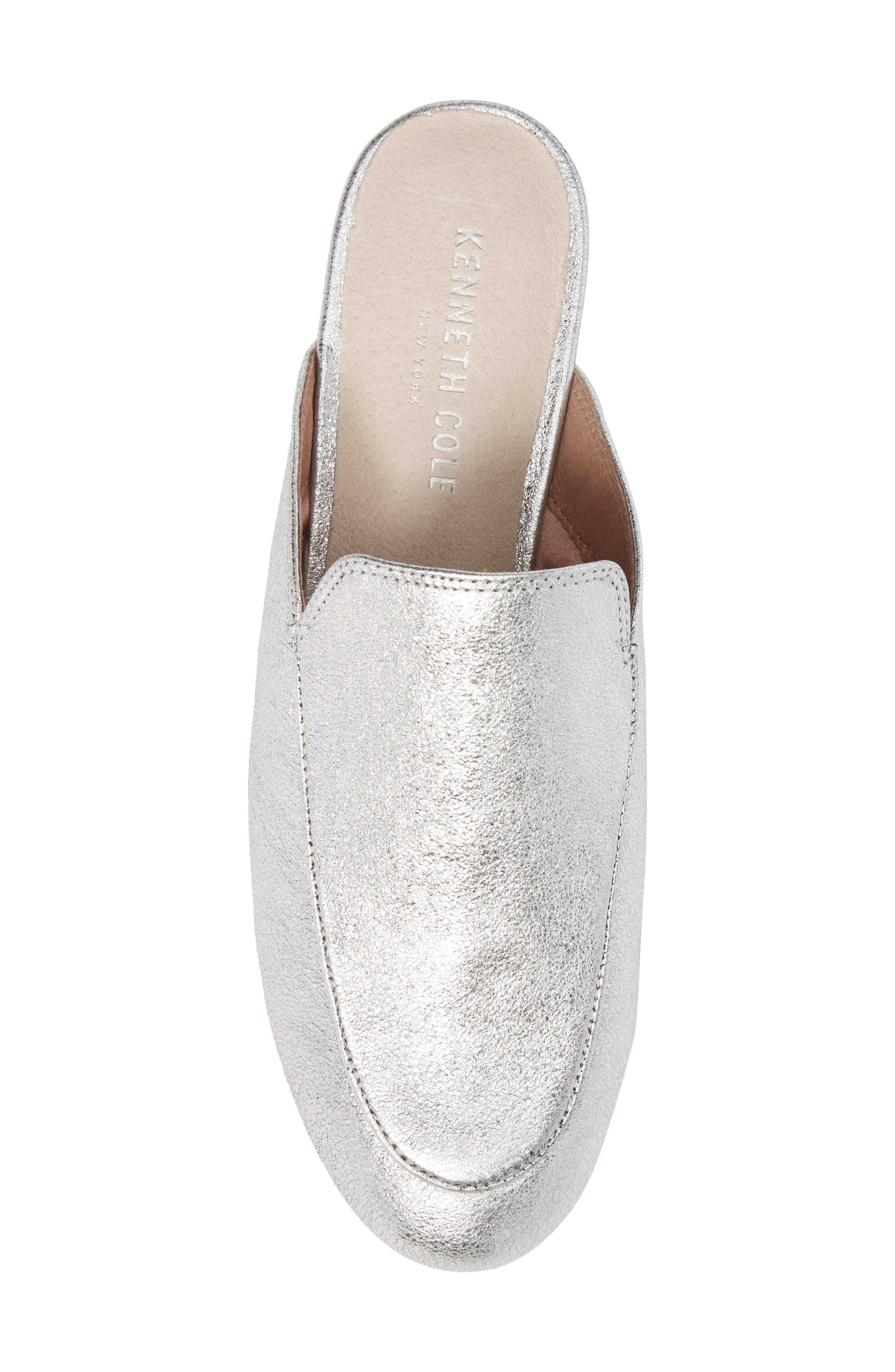 KENNETH COLE NEW YORK,                             Wallice Appliqué Mule,                             Alternate thumbnail 5, color,                             040