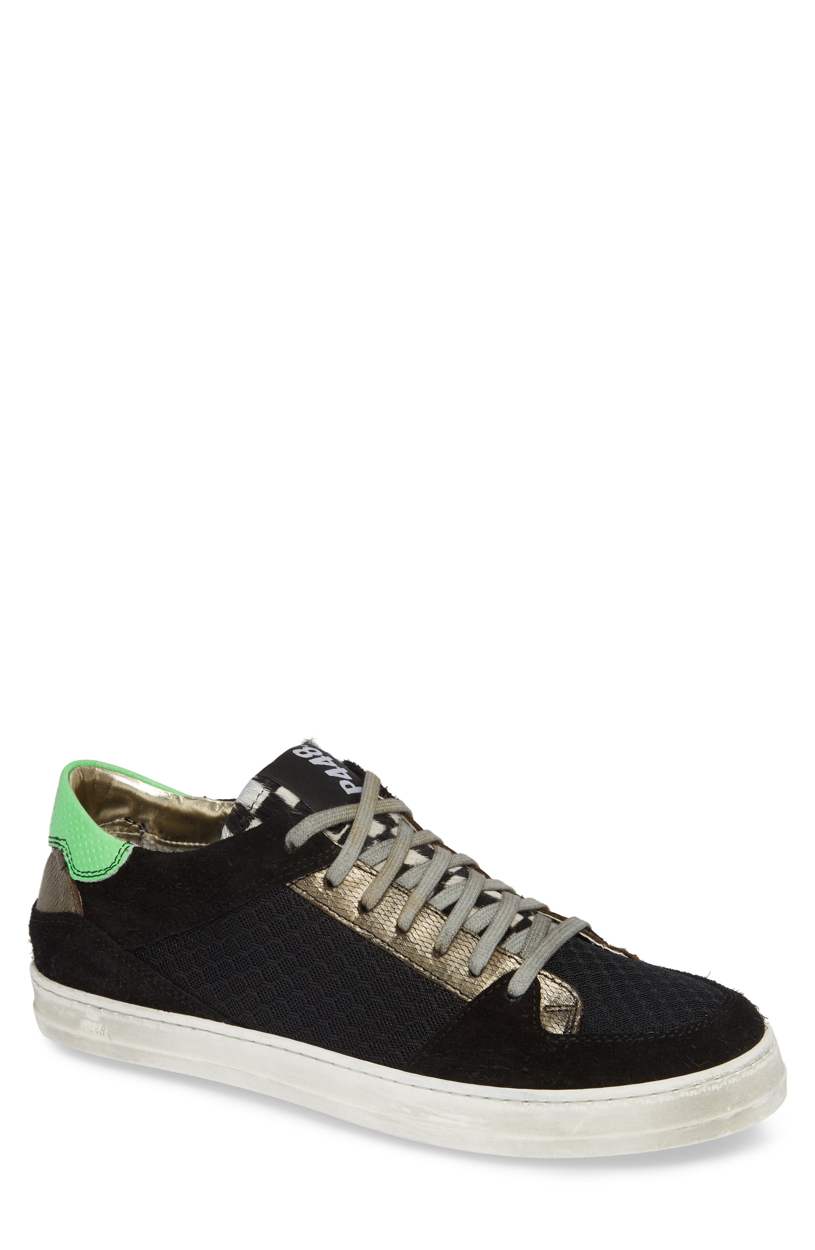 A8Queens Sneaker,                             Main thumbnail 1, color,                             BLACK