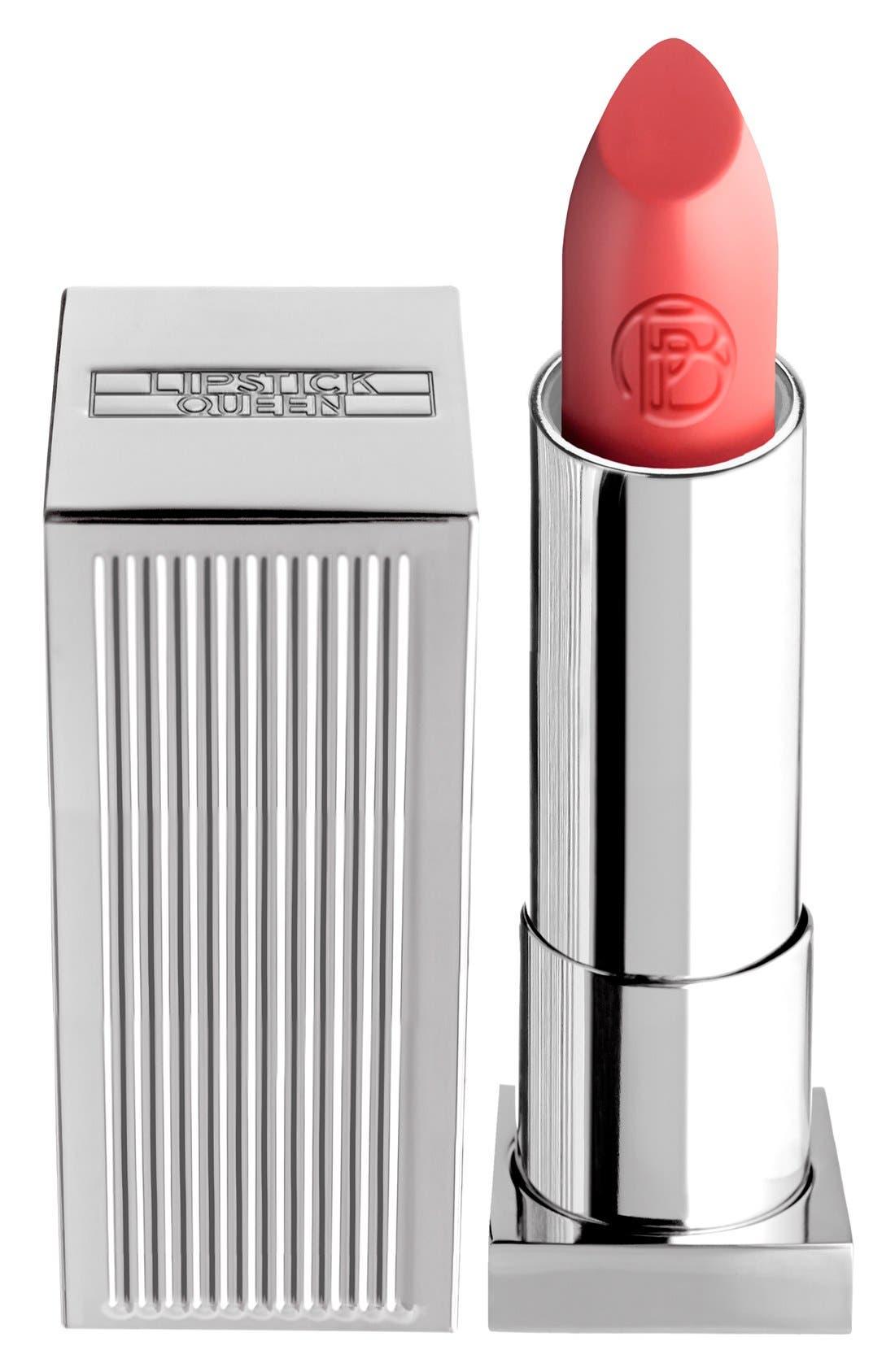 SPACE.NK.apothecary Lipstick Queen Silver Screen Lipstick,                         Main,                         color, 950