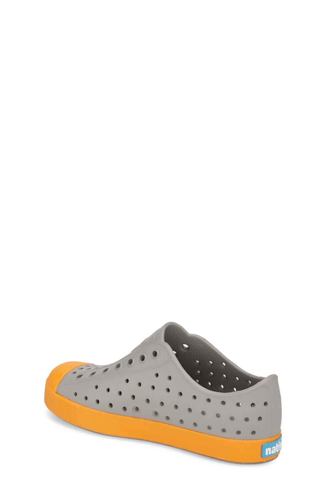 'Jefferson' Water Friendly Slip-On Sneaker,                             Alternate thumbnail 85, color,