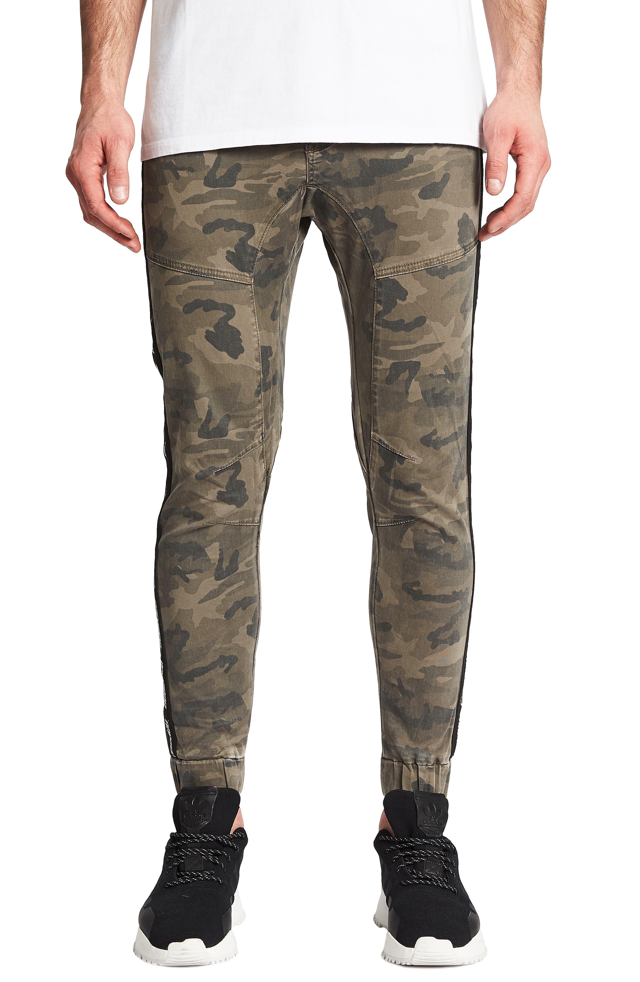 Firebrand Slim Fit Pants,                         Main,                         color, AIRWOLF CAMO