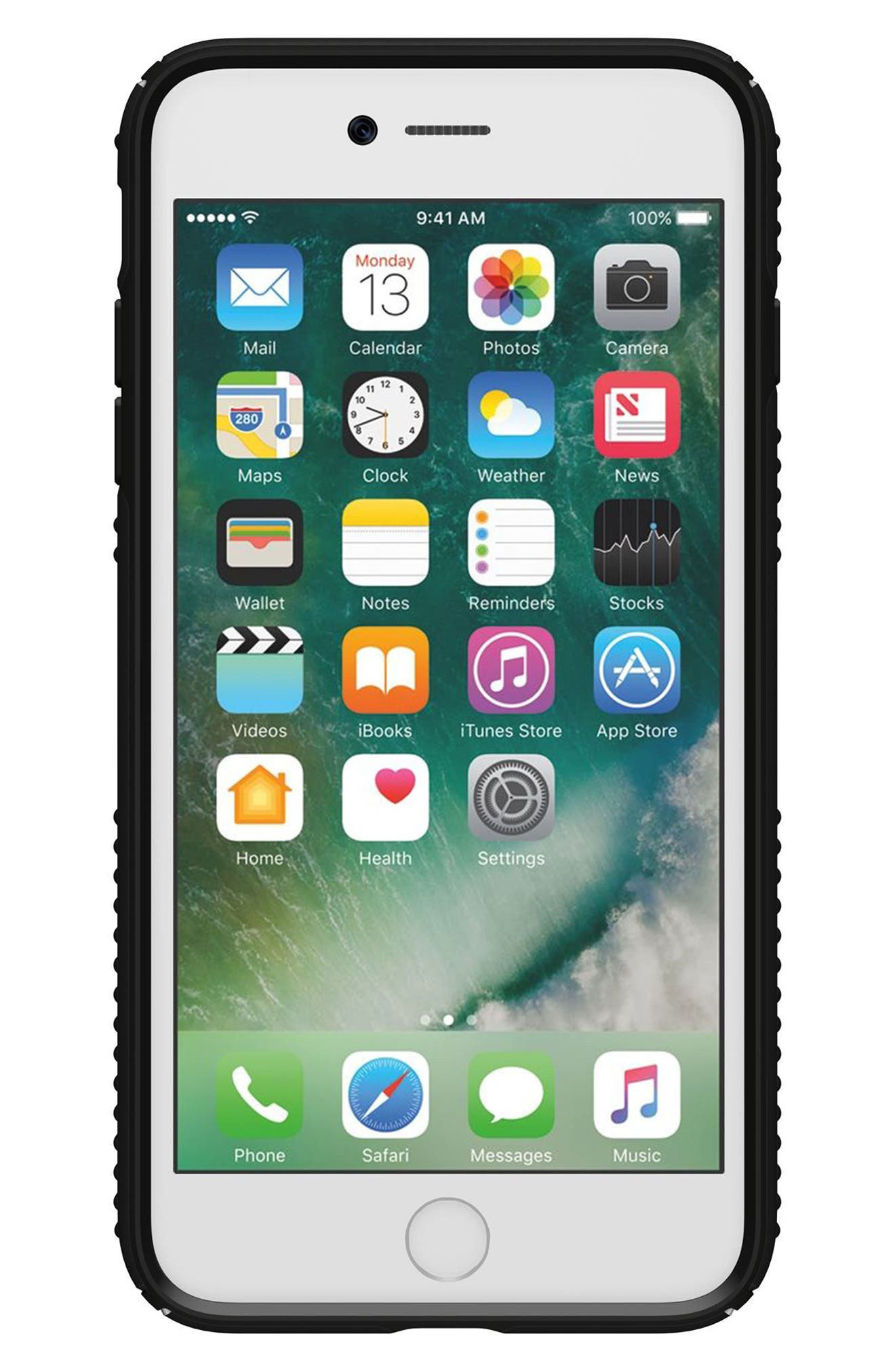 Presidio Grip iPhone 6/6s/7 Case,                             Alternate thumbnail 3, color,                             001