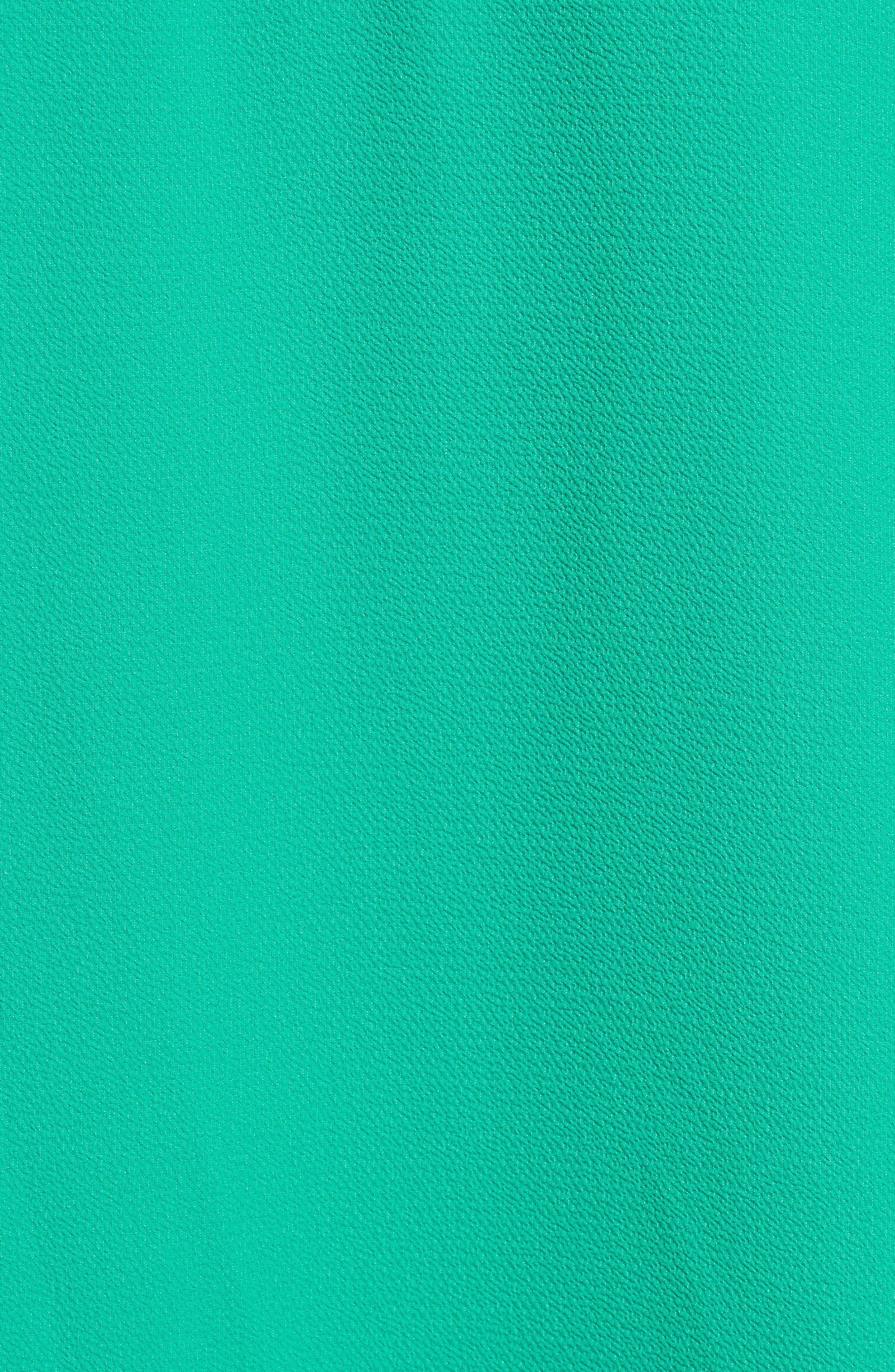 Pintuck Sleeveless Crepe Blouse,                             Alternate thumbnail 6, color,                             440