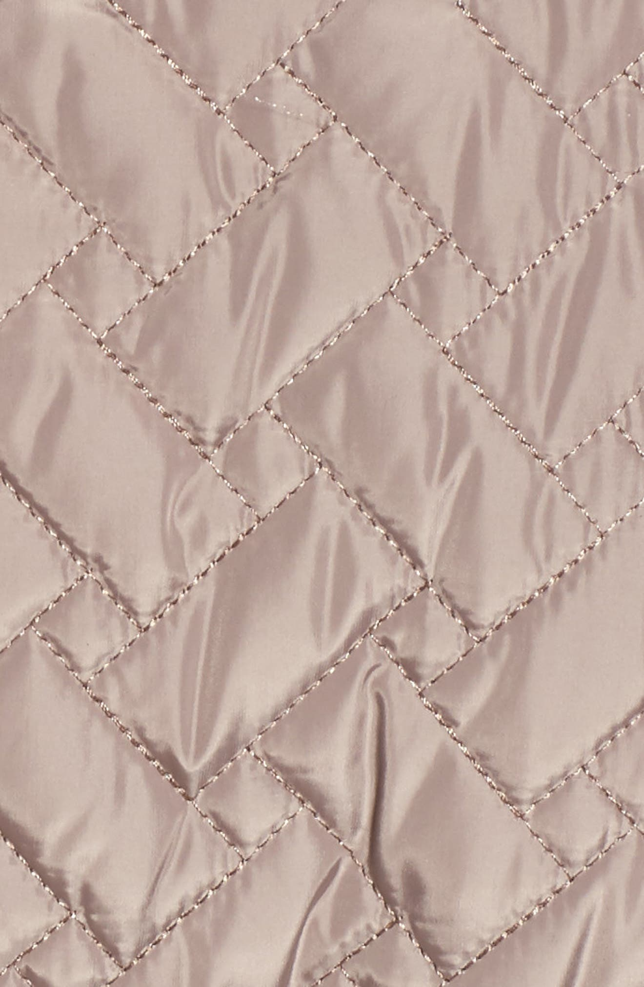 Belted Quilted Coat,                             Alternate thumbnail 7, color,                             284
