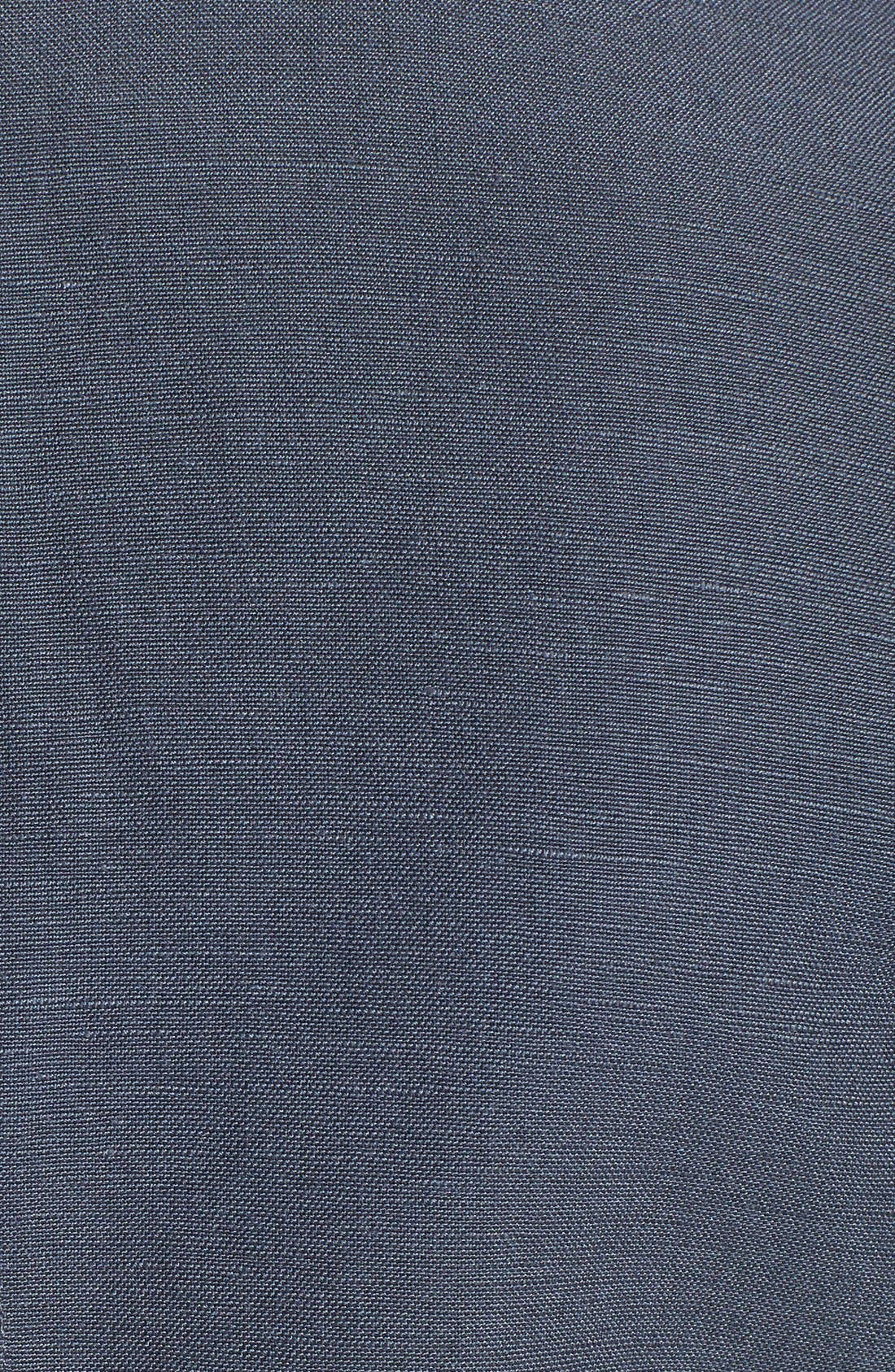 Linen Blend Jacket,                             Alternate thumbnail 3, color,                             030