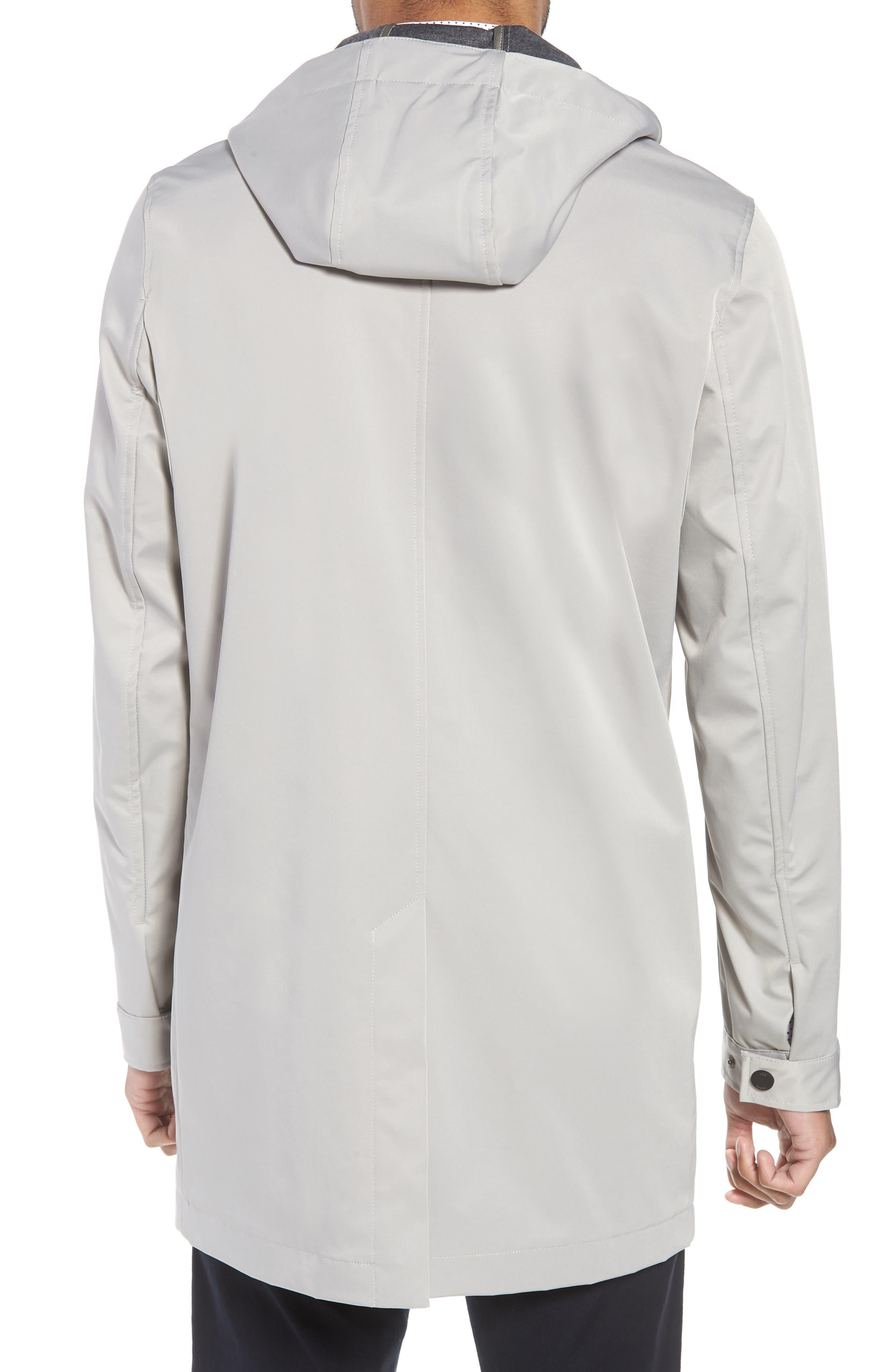Verner Hooded Mac Jacket,                             Alternate thumbnail 2, color,                             250