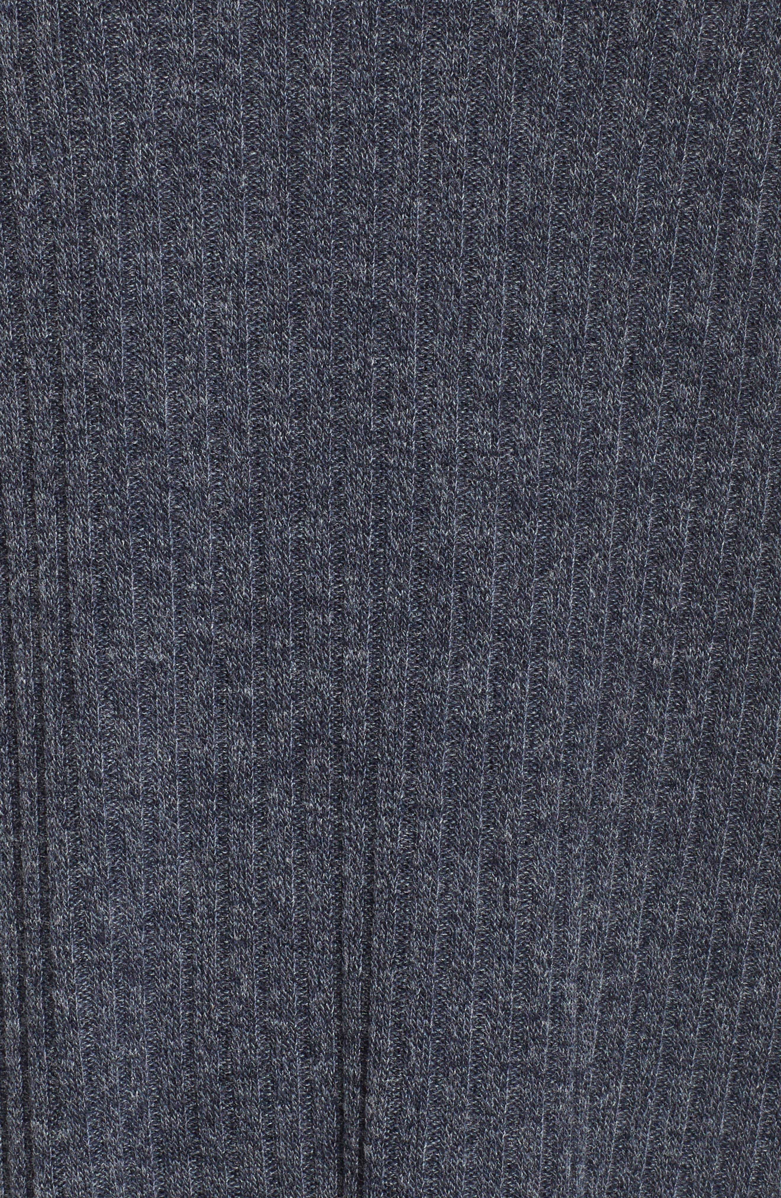 Knit Shift Dress,                             Alternate thumbnail 5, color,                             410