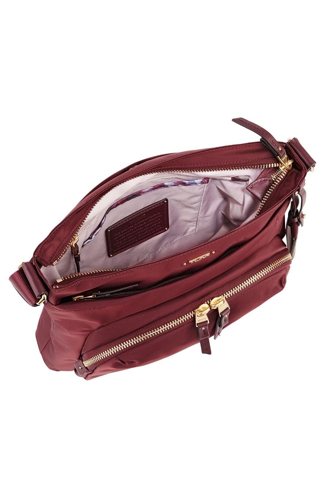 Voyageur - Capri Nylon Crossbody Bag,                             Alternate thumbnail 59, color,