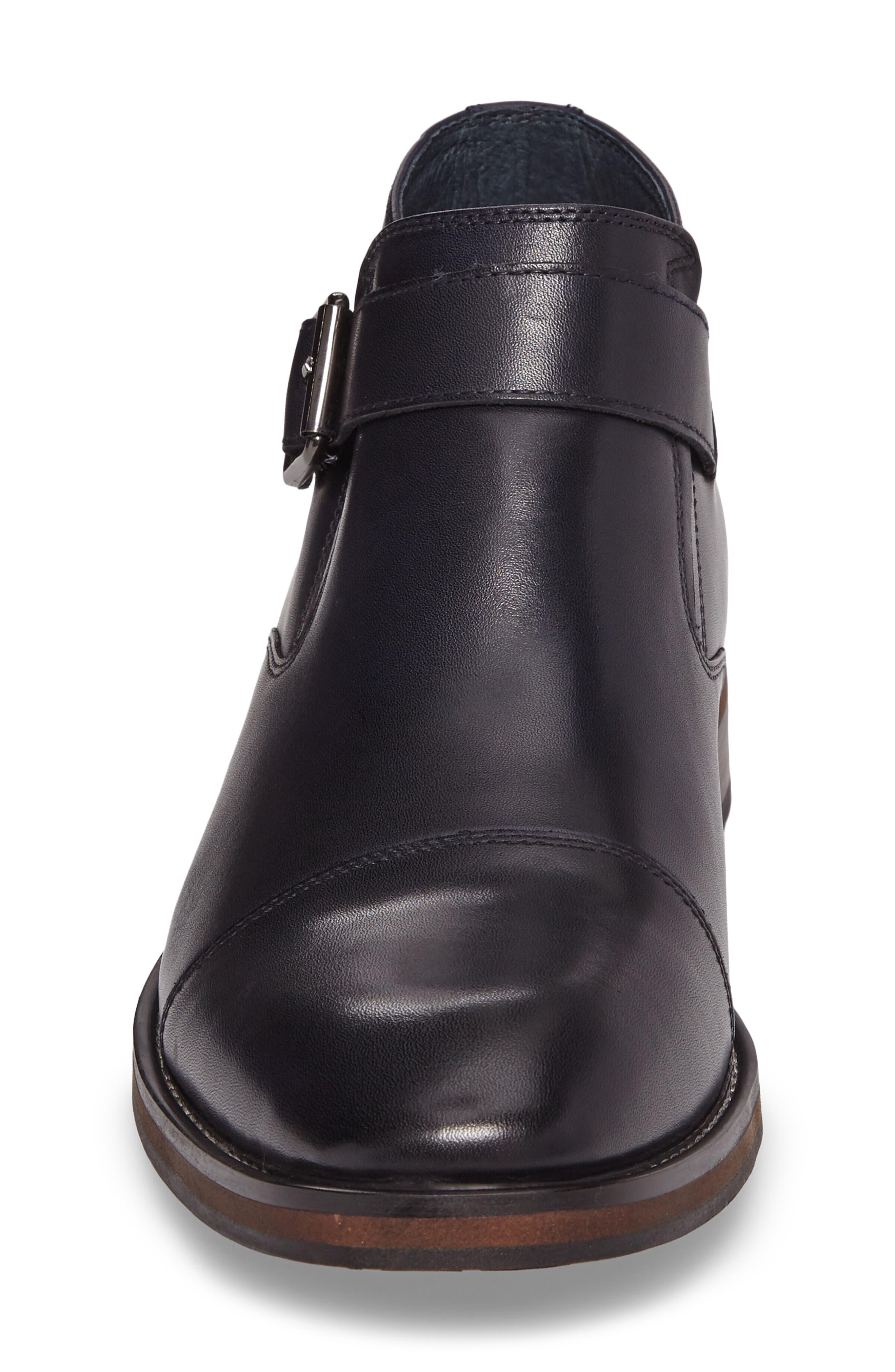 Lami Monk Strap Boot,                             Alternate thumbnail 4, color,                             410