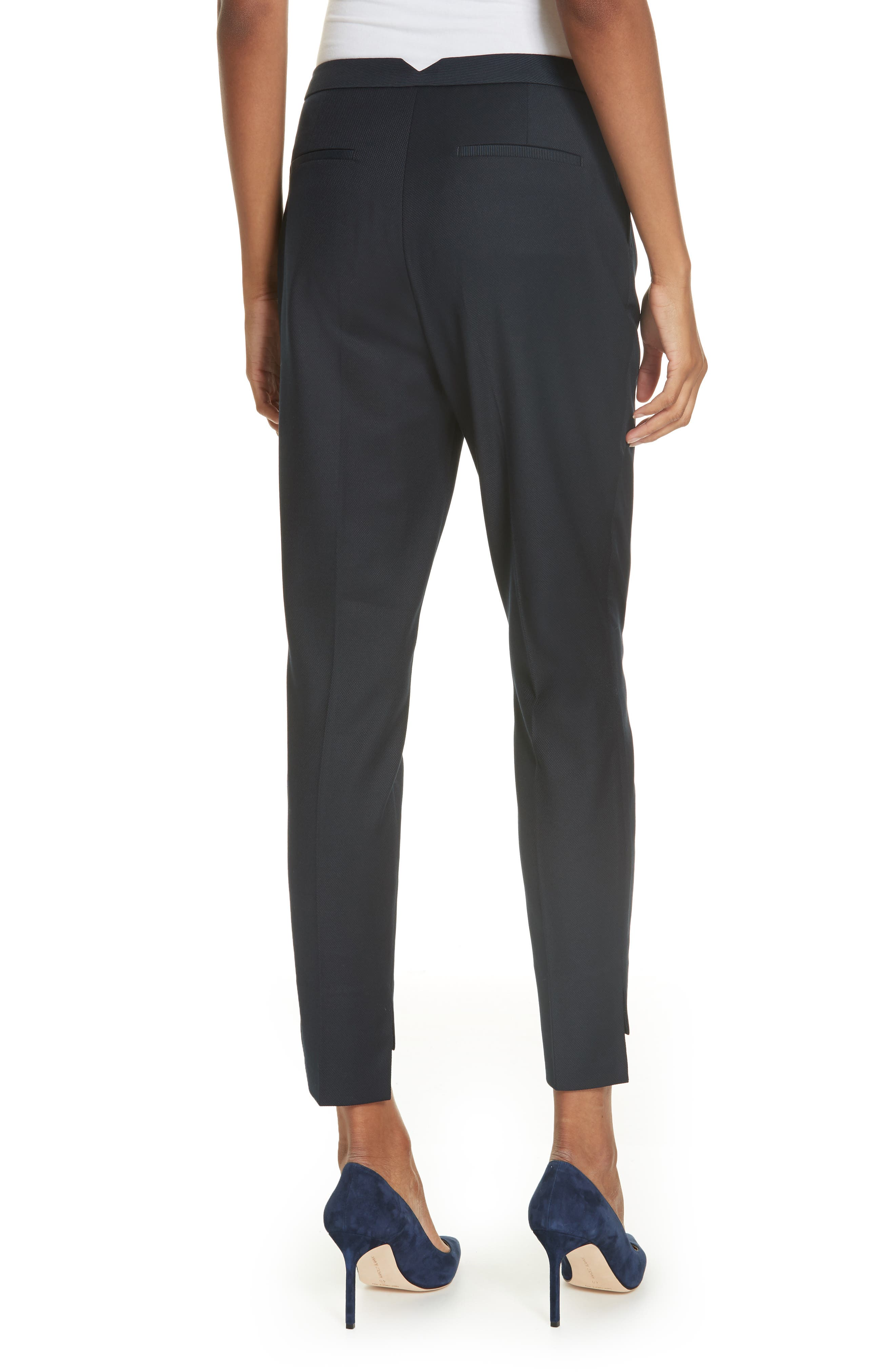 TED BAKER LONDON,                             Ted Working Title Rivaat Skinny Trousers,                             Alternate thumbnail 2, color,                             402