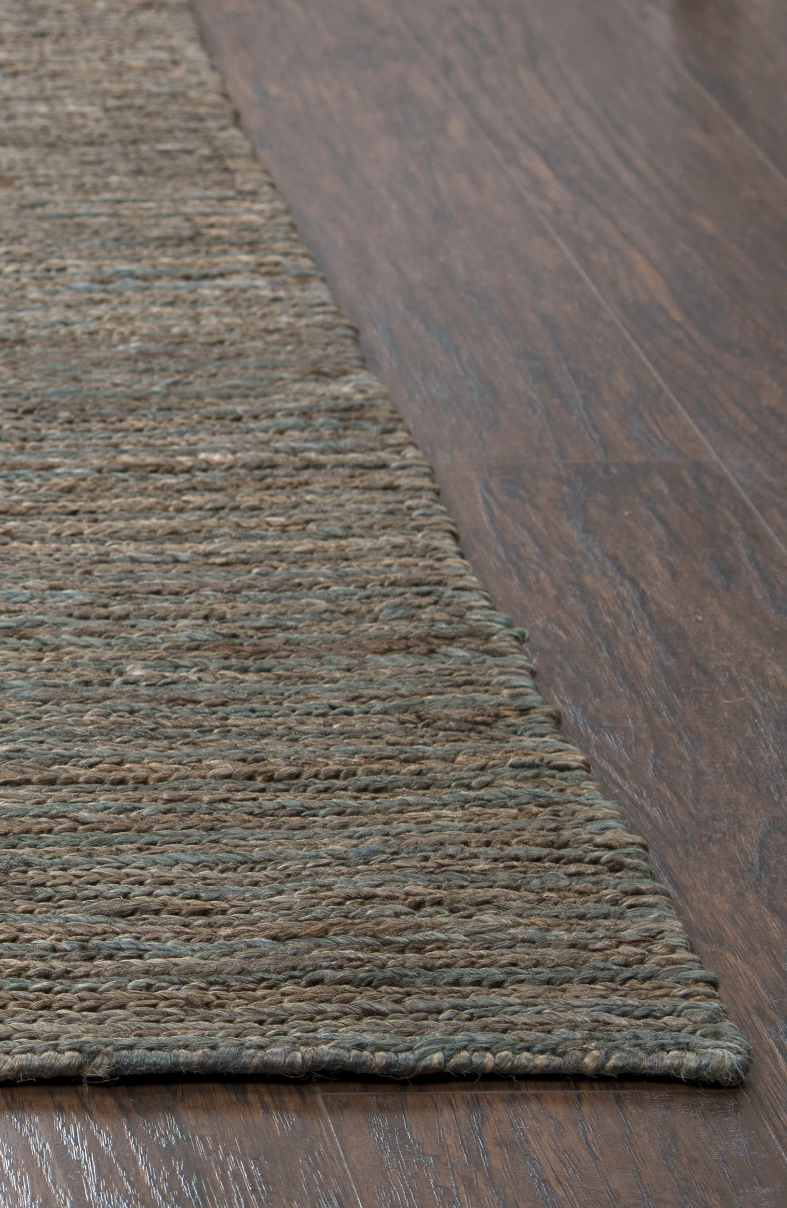 'Whittier Collection' Handwoven Jute Area Rug,                             Alternate thumbnail 2, color,                             400