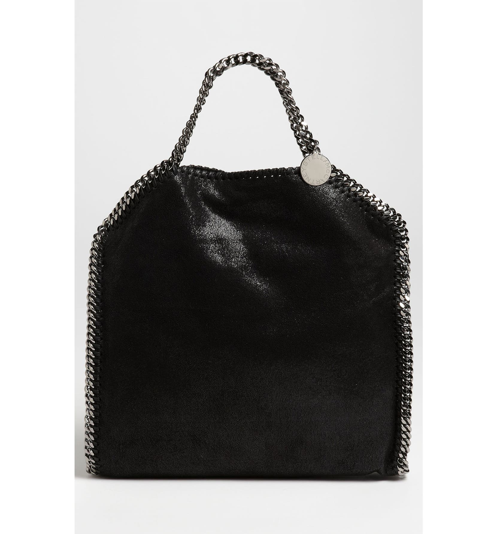 Stella McCartney  Falabella - Shaggy Deer  Faux Leather Foldover Tote    Nordstrom 7900969128