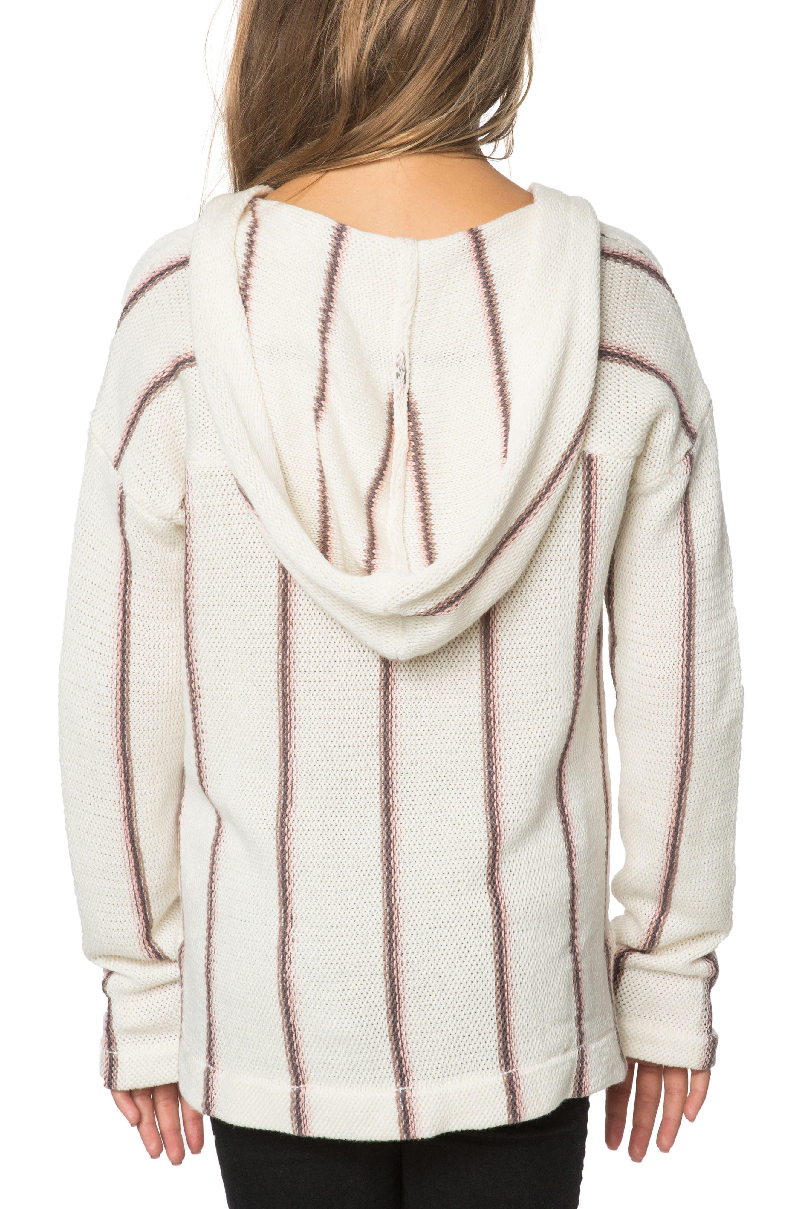 Ashlynn Hooded Sweater,                             Alternate thumbnail 2, color,                             900