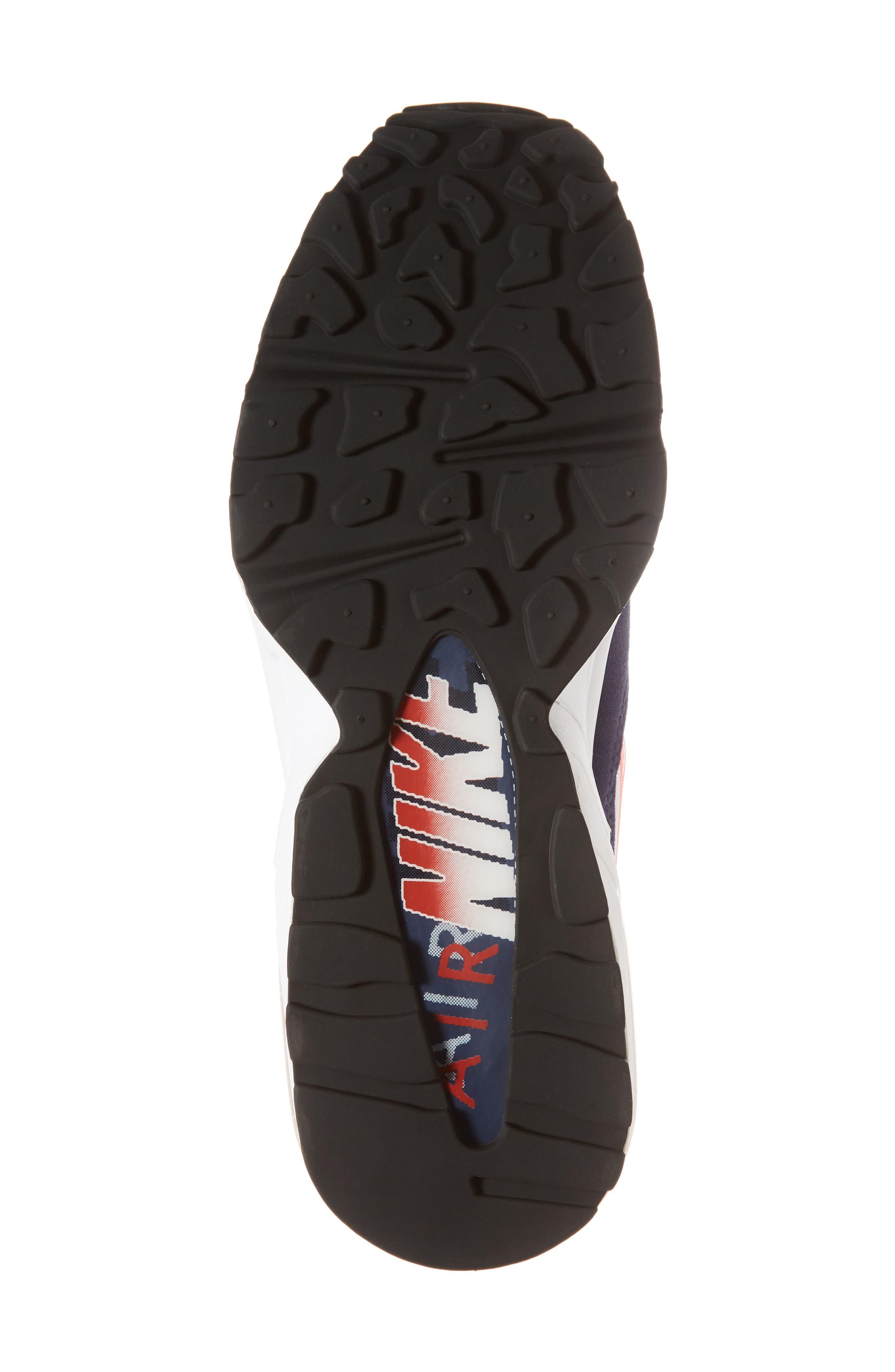 NIKE,                             Air Max 93 Sneaker,                             Alternate thumbnail 6, color,                             102