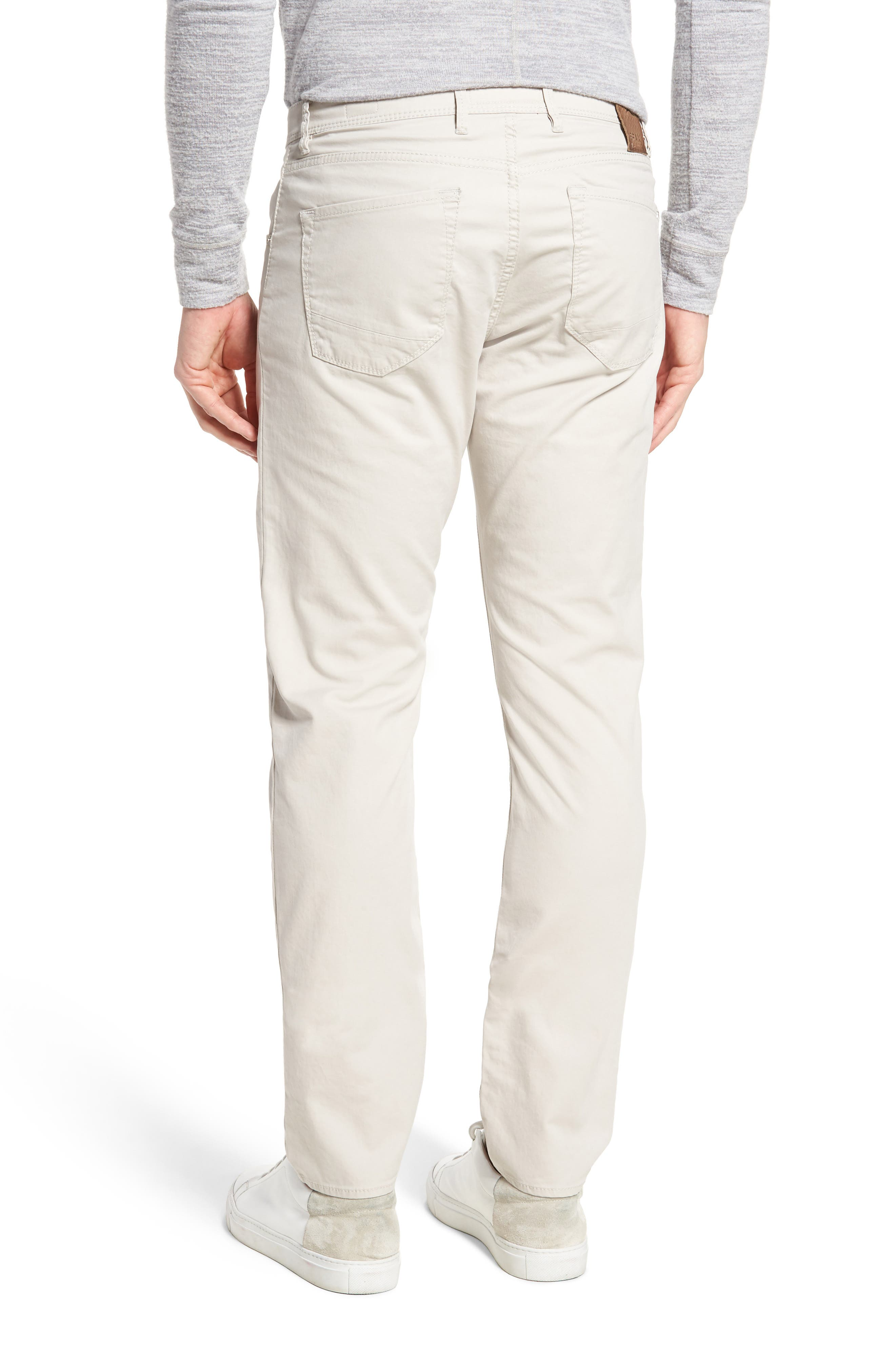 Chuck Flat Front Stretch Cotton Pants,                             Alternate thumbnail 2, color,                             250