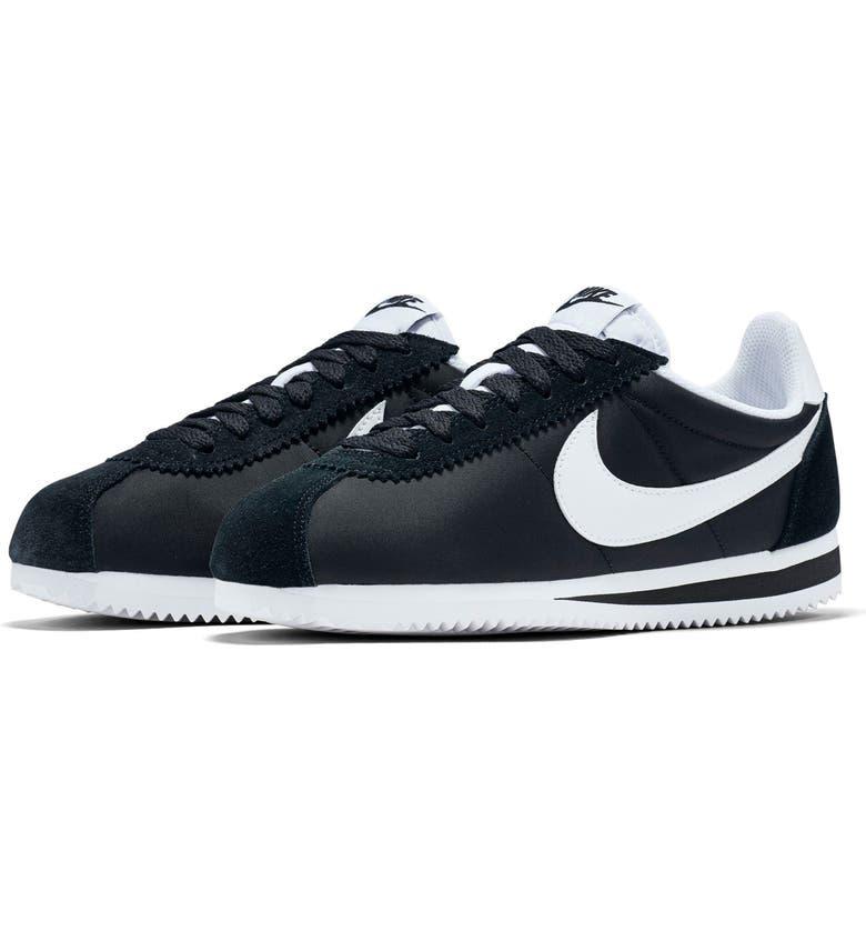 7ebc3a02580 Nike Classic Cortez Nylon Sneaker (Women)