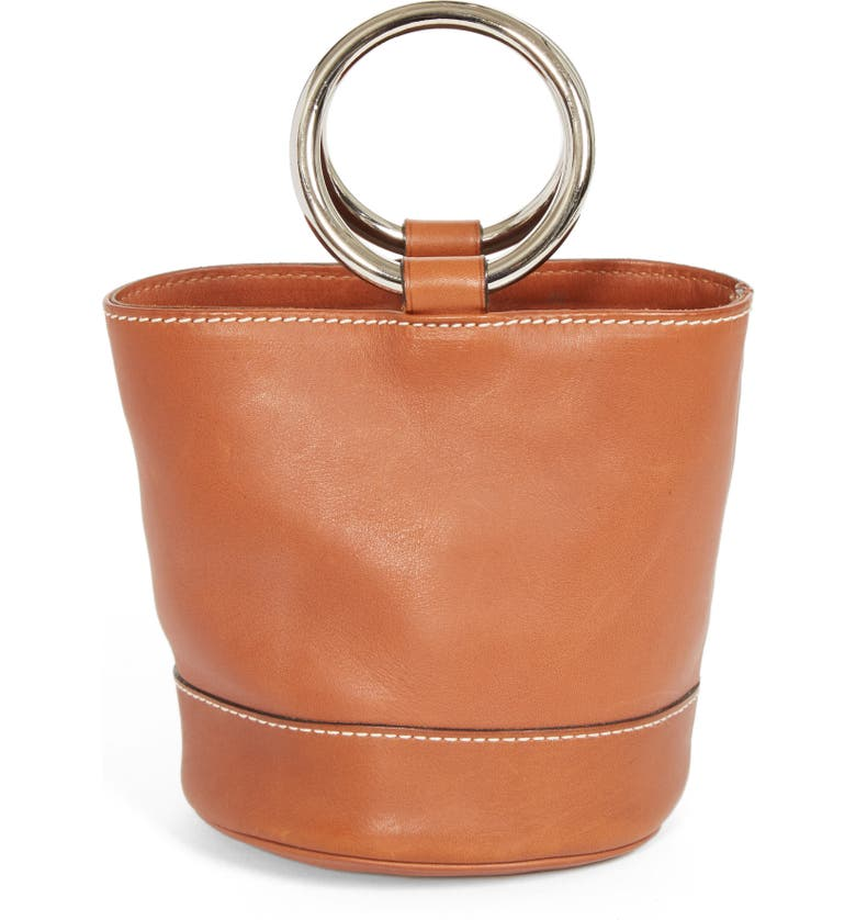 6c5ac7b879 Simon Miller Bonsai Calfskin Leather Bucket Bag